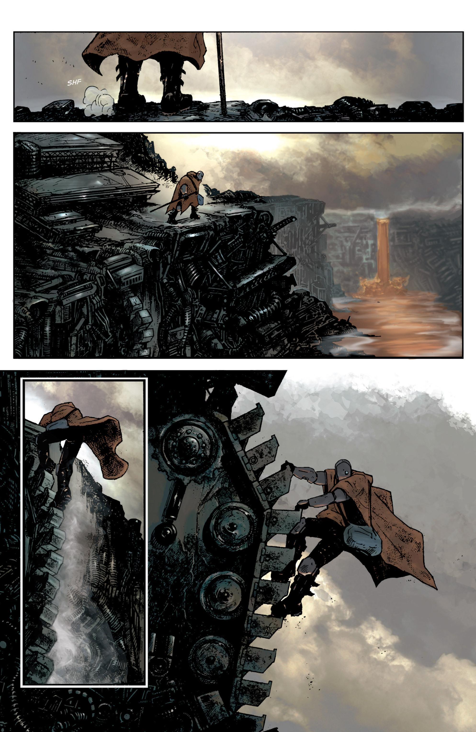 Read online Planetoid comic -  Issue # TPB - 20