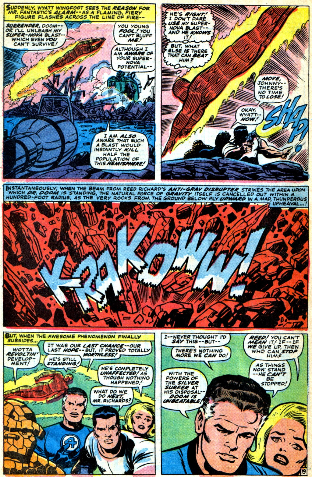 Marvel Triple Action (1972) issue 2 - Page 20