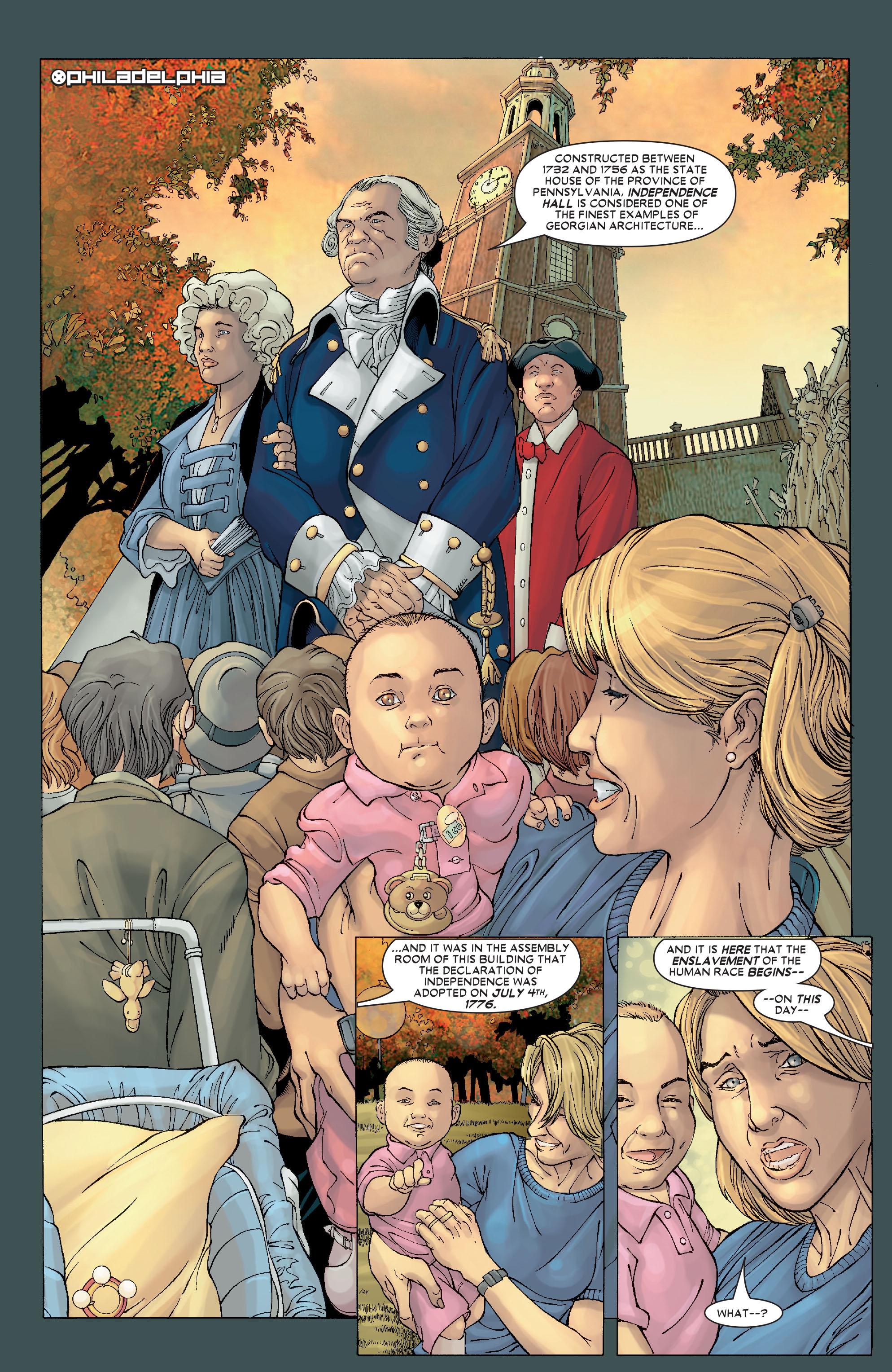X-Men (1991) 161 Page 1