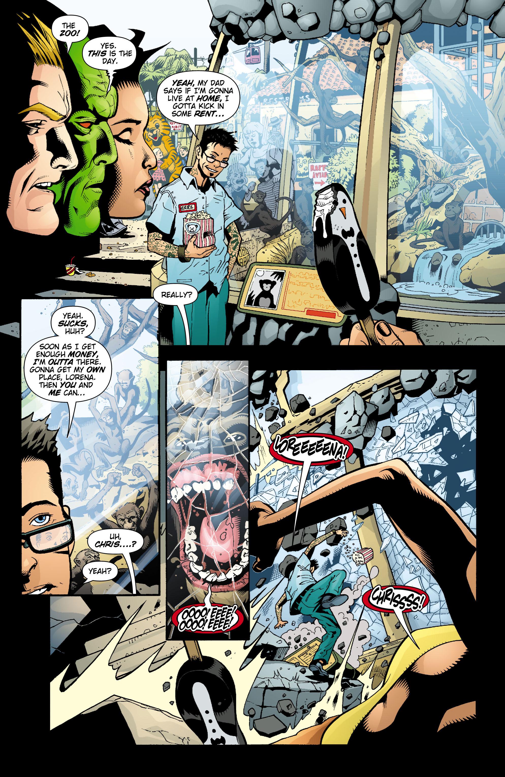 Read online Aquaman (2003) comic -  Issue #16 - 19