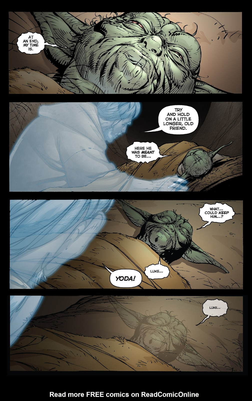 Read online Star Wars Legends: Infinities - Epic Collection comic -  Issue # TPB (Part 3) - 16