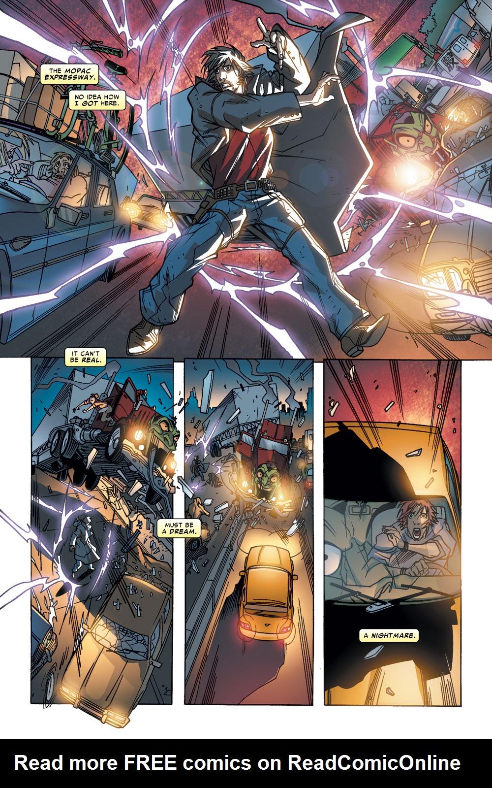 Read online Amazing Fantasy (2004) comic -  Issue #14 - 2