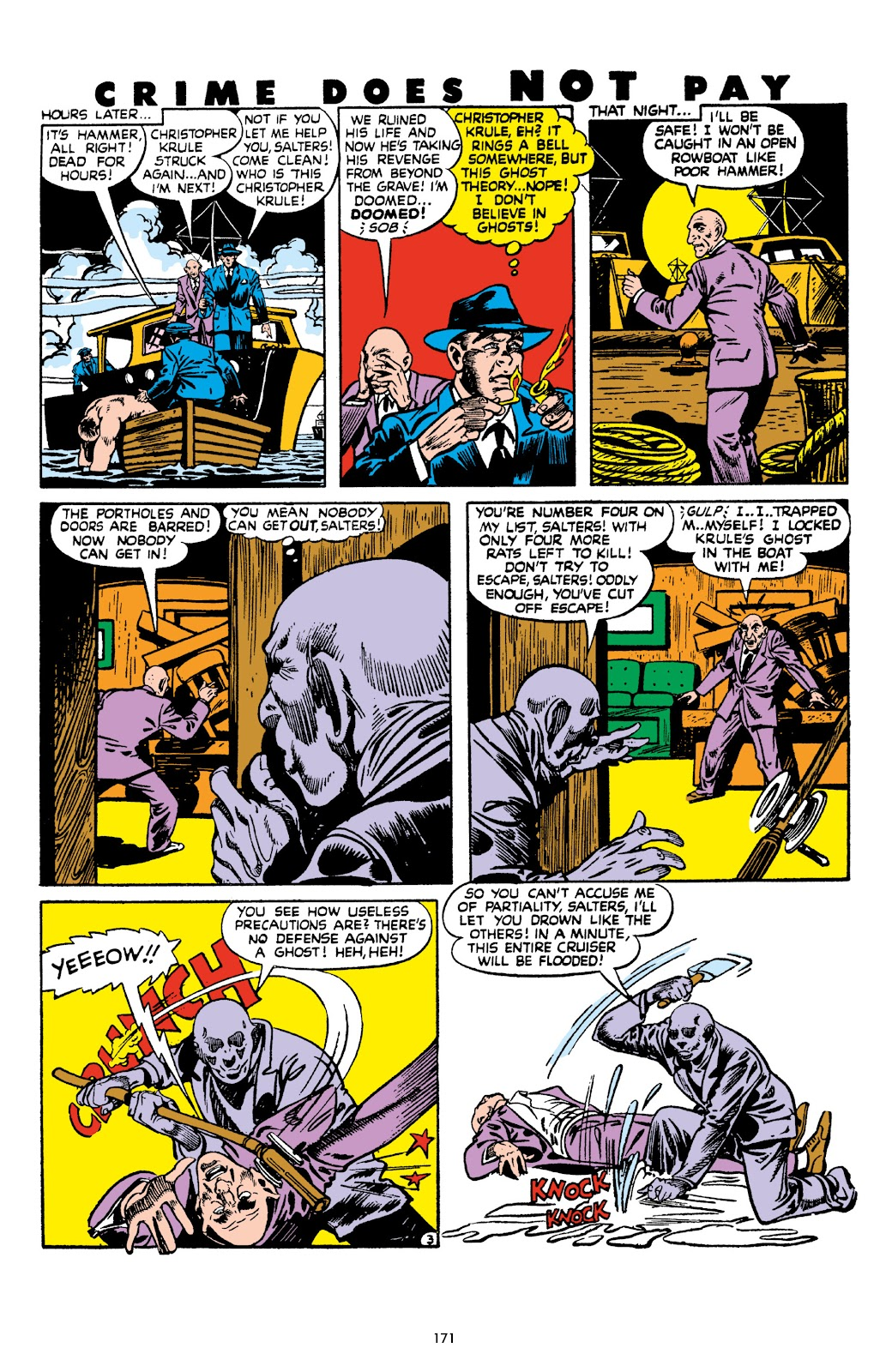 Read online Crime Does Not Pay Archives comic -  Issue # TPB 8 (Part 2) - 72