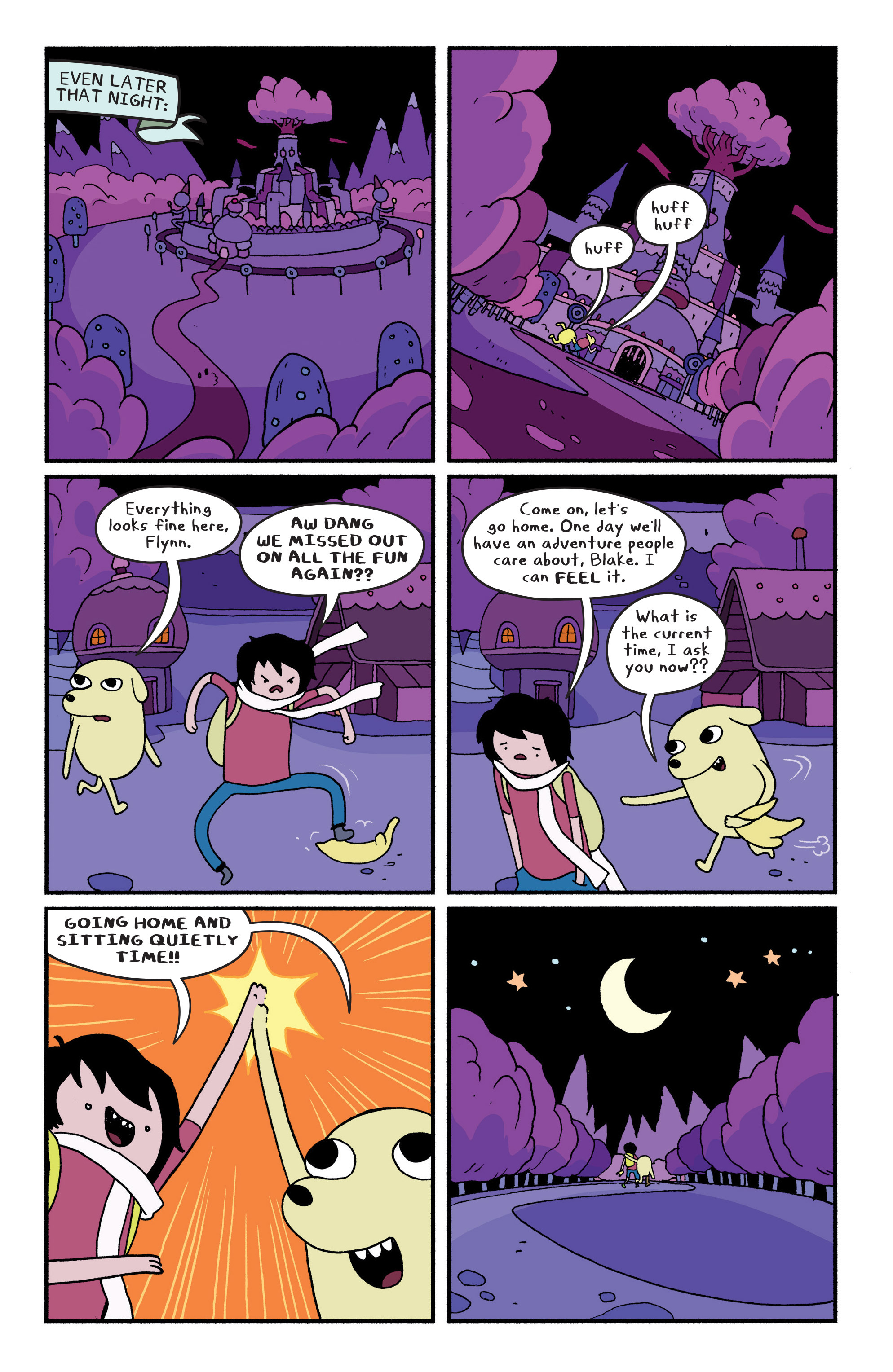 Read online Adventure Time comic -  Issue #Adventure Time _TPB 6 - 102