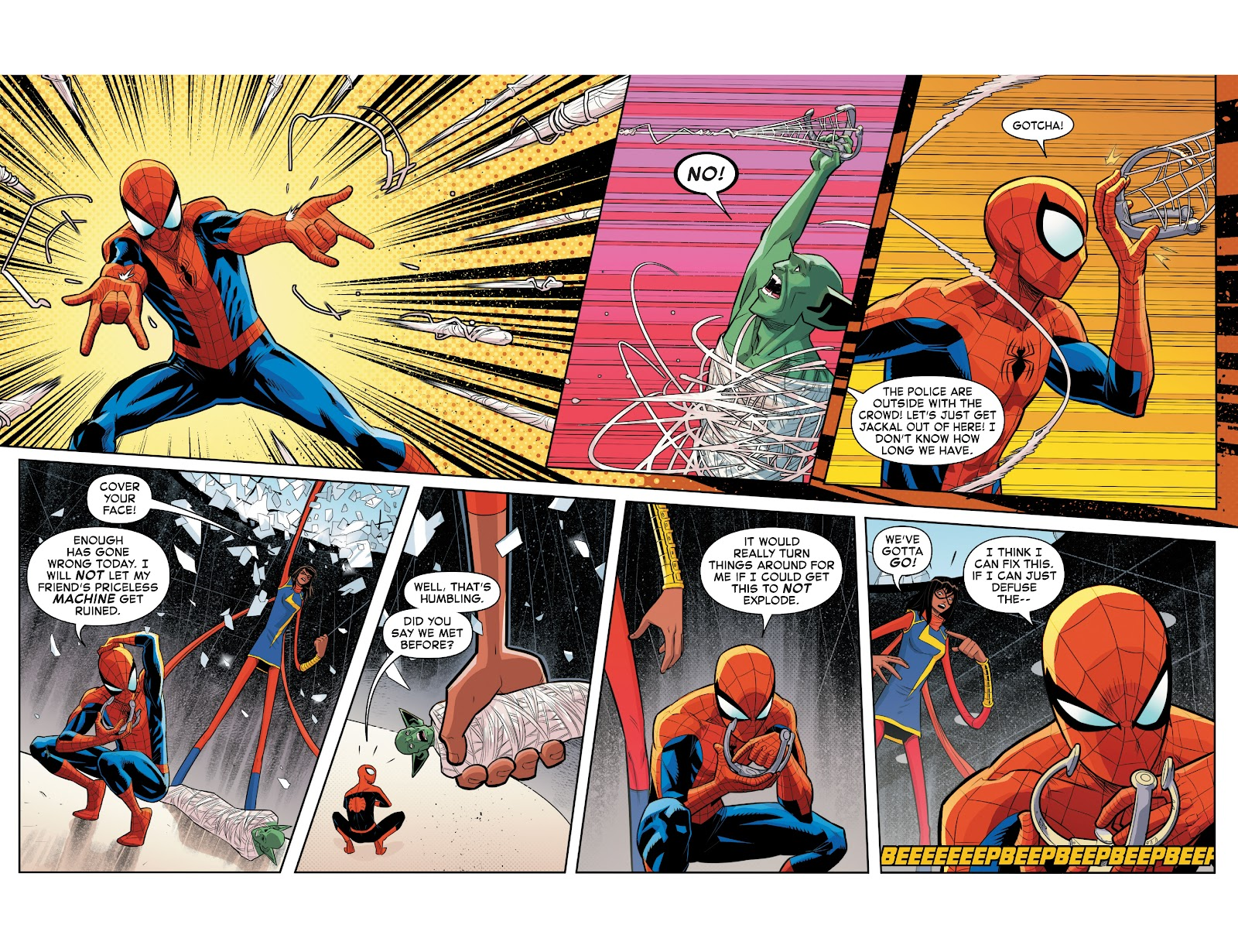 Marvel Team-Up (2019) 1 Page 21