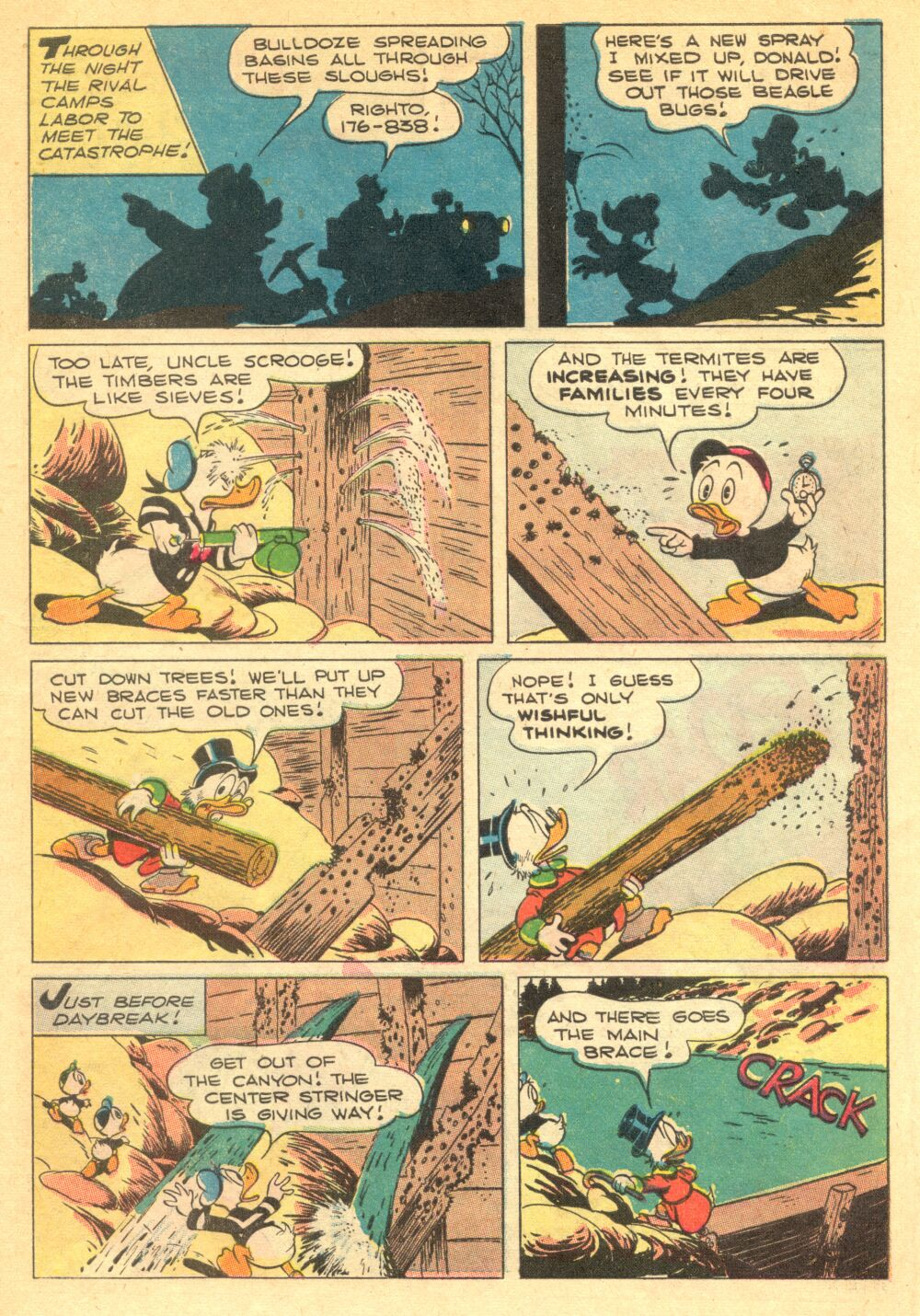 Read online Uncle Scrooge (1953) comic -  Issue #1 - 27