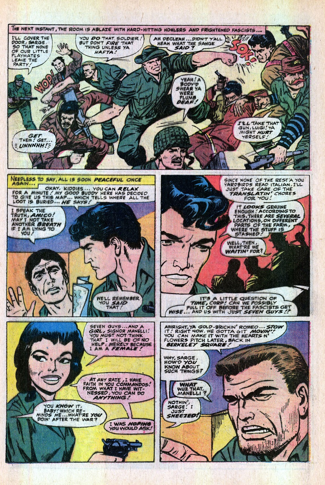 Sgt. Fury issue _Special_7 - Page 41