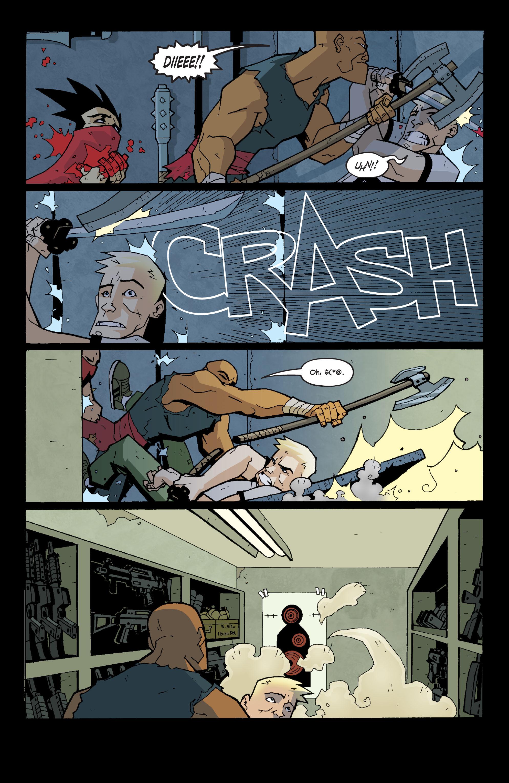 Read online Killer Of Demons comic -  Issue #2 - 26