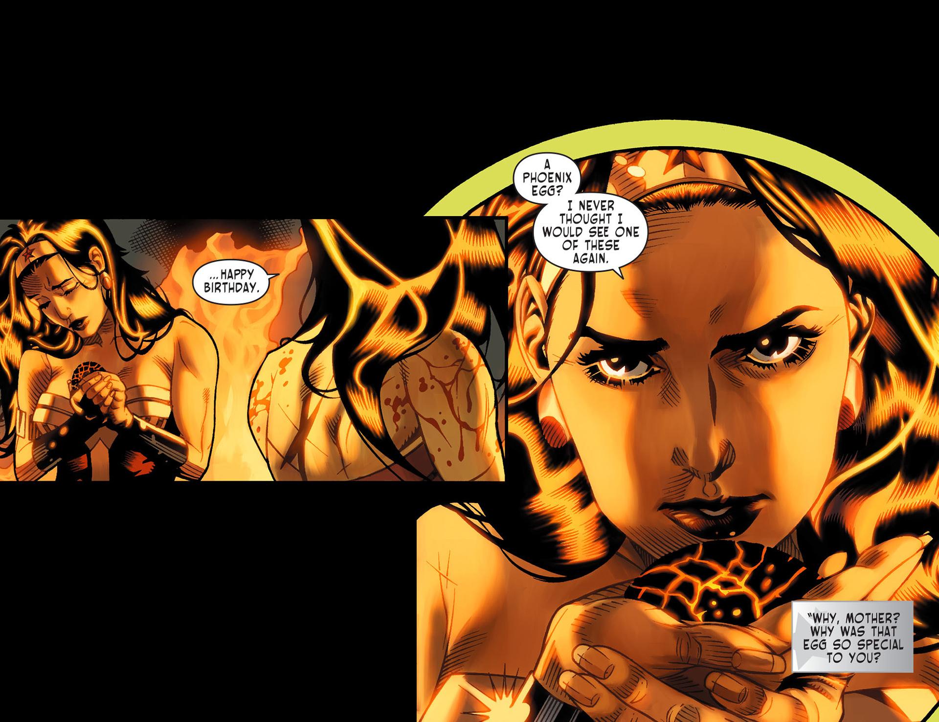 Read online Sensation Comics Featuring Wonder Woman comic -  Issue #13 - 22