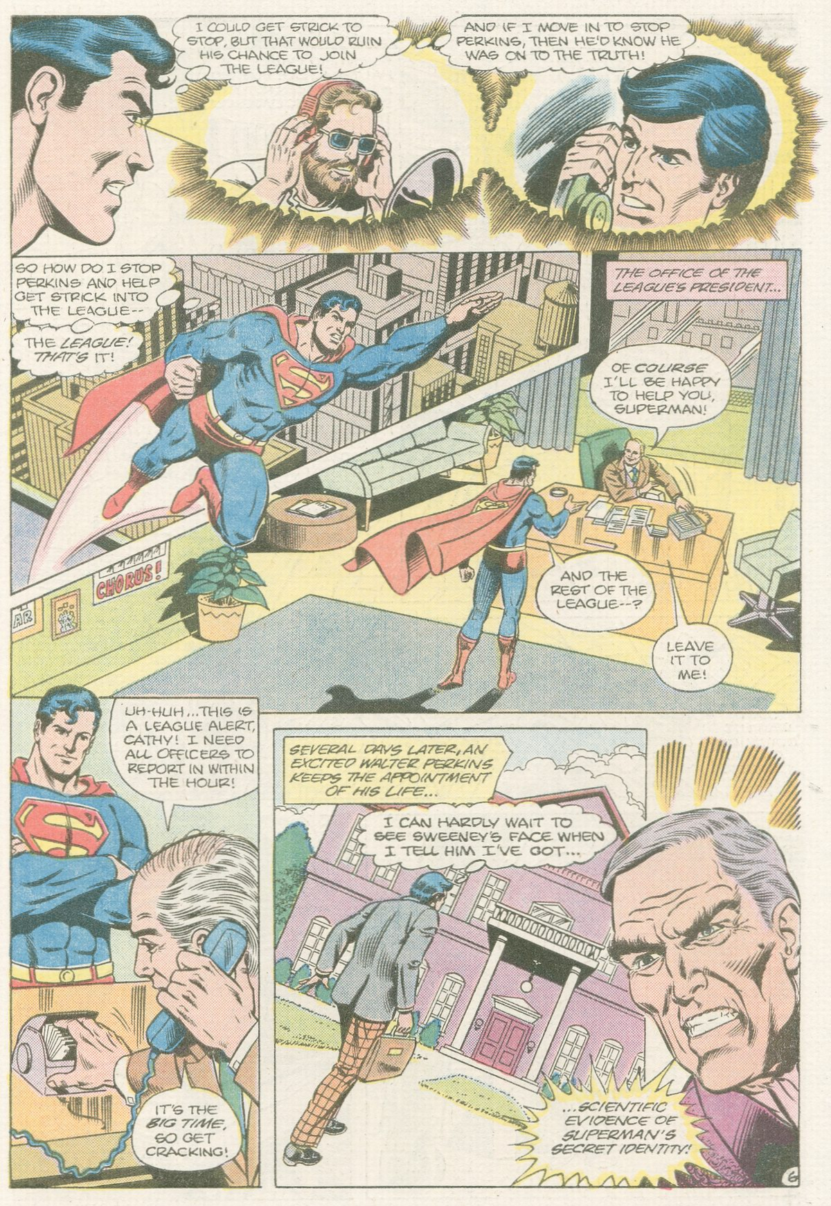 Read online Action Comics (1938) comic -  Issue #567 - 25