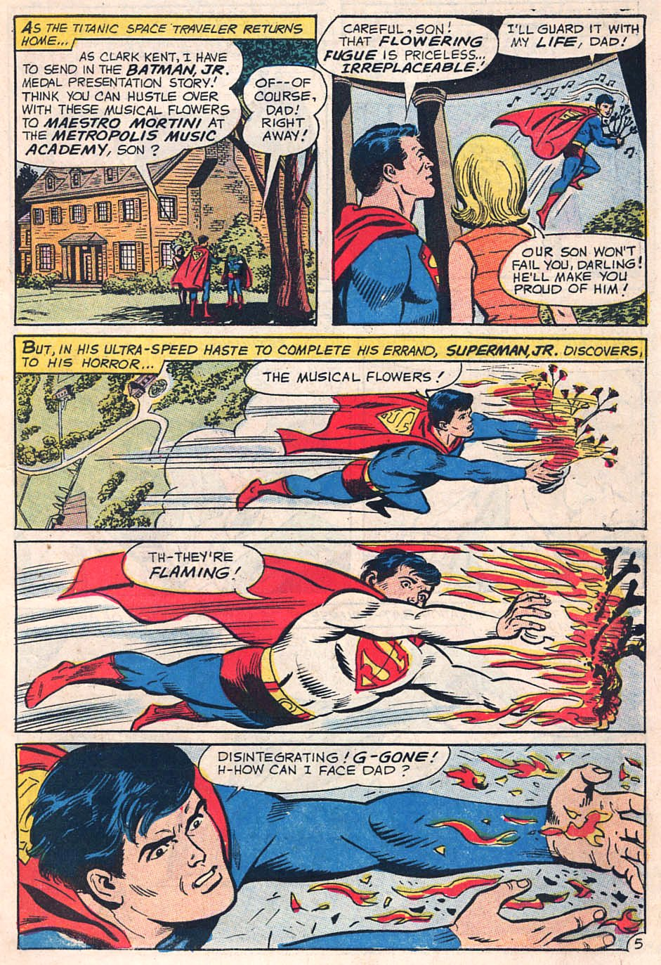 Read online Action Comics (1938) comic -  Issue #391 - 7