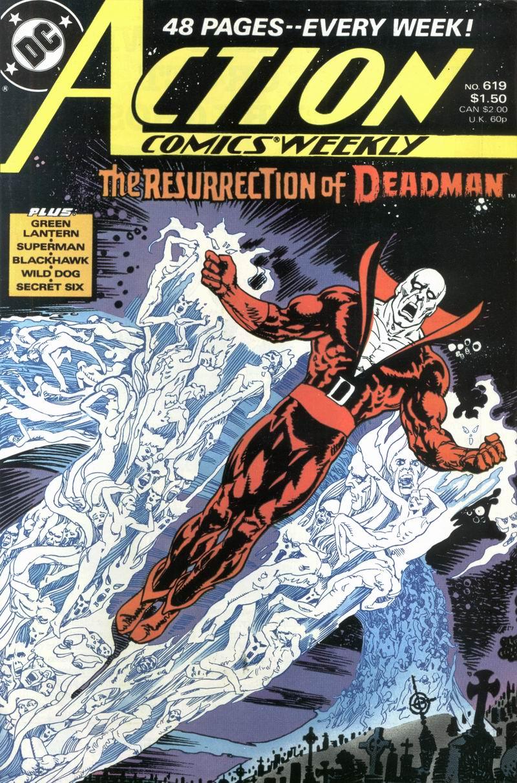 Action Comics (1938) 619 Page 1