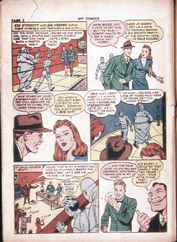 Read online Hit Comics comic -  Issue #29 - 4