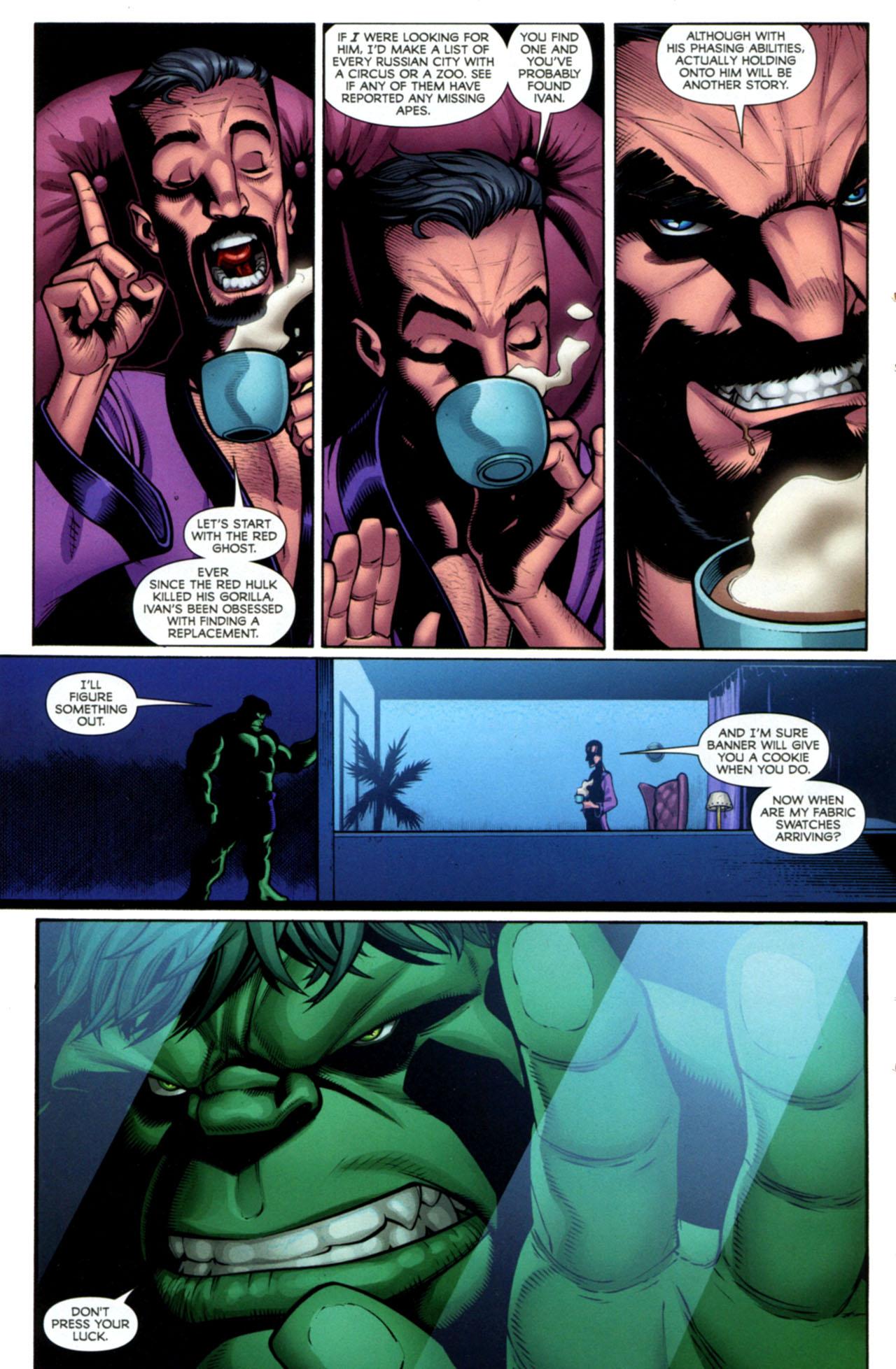 Read online She-Hulks comic -  Issue #2 - 8