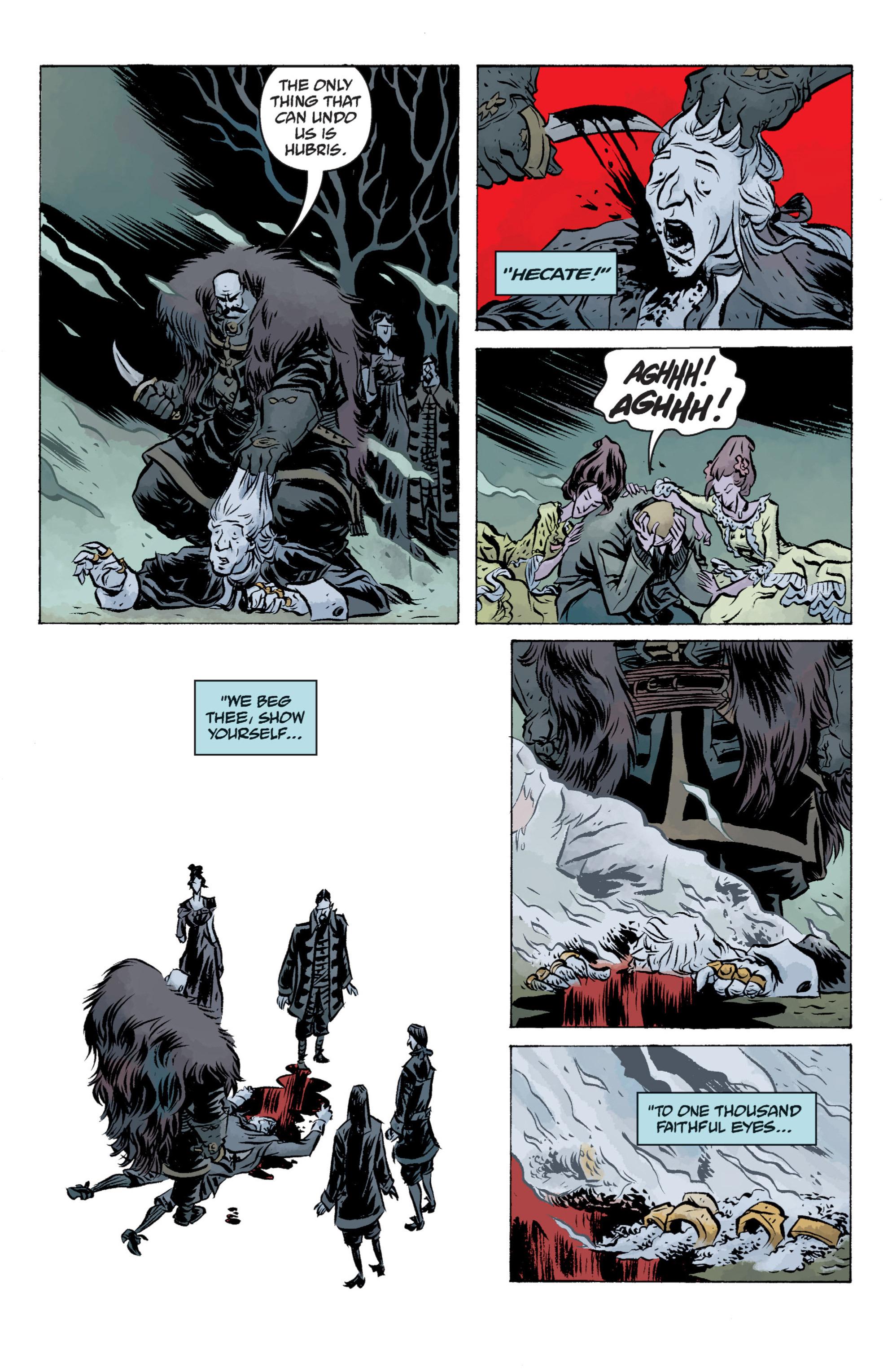 Read online B.P.R.D. (2003) comic -  Issue # TPB 13 - 78