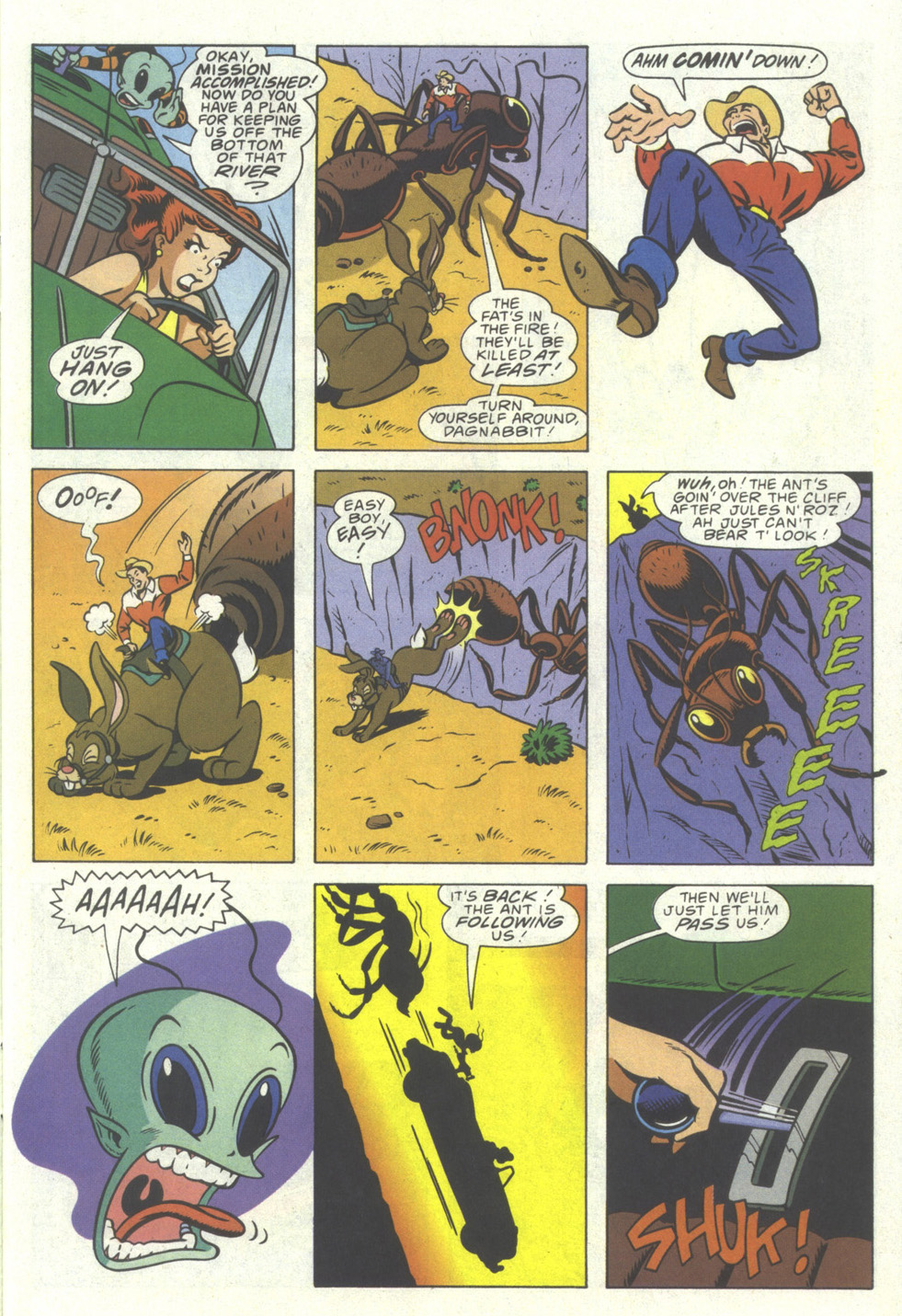 Read online Simpsons Comics comic -  Issue #20 - 29