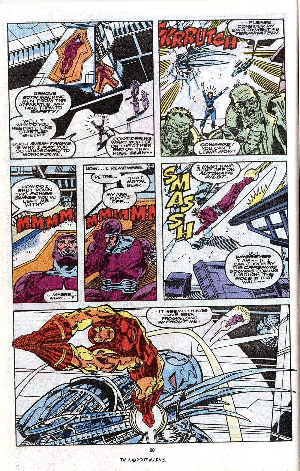 Iron Man Annual issue 11 - Page 22
