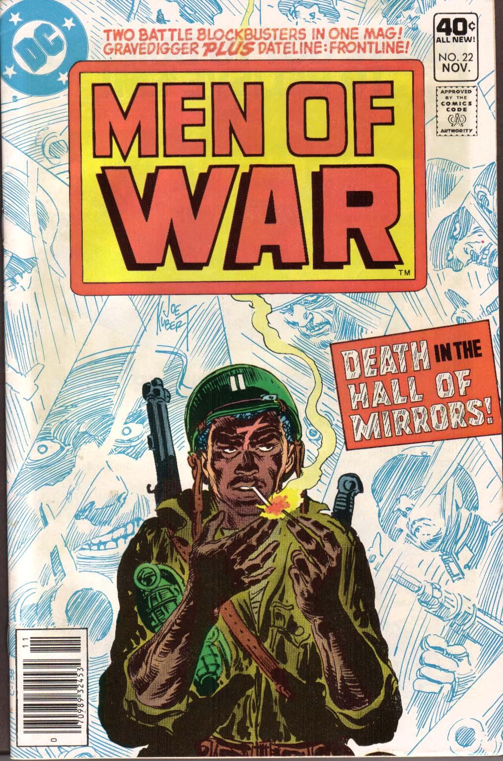 Men of War 22 Page 1