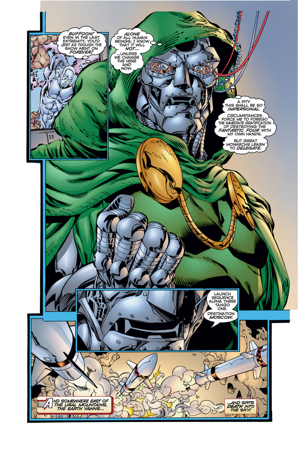 Read online Avengers (1996) comic -  Issue #12 - 14