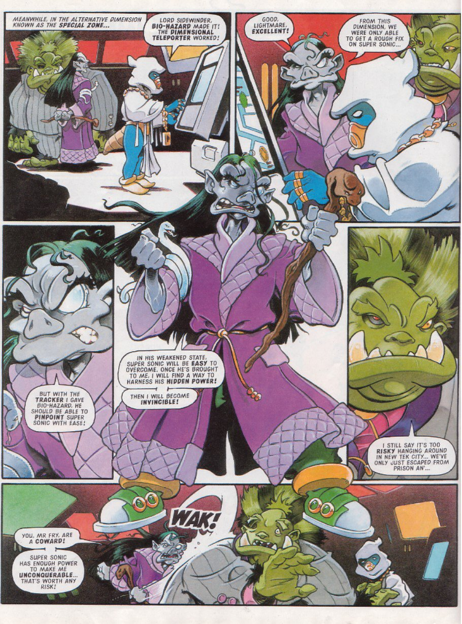 Read online Sonic the Comic comic -  Issue #116 - 12