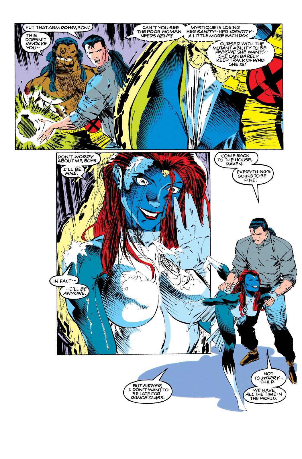 Uncanny X-Men (1963) issue 290 - Page 16