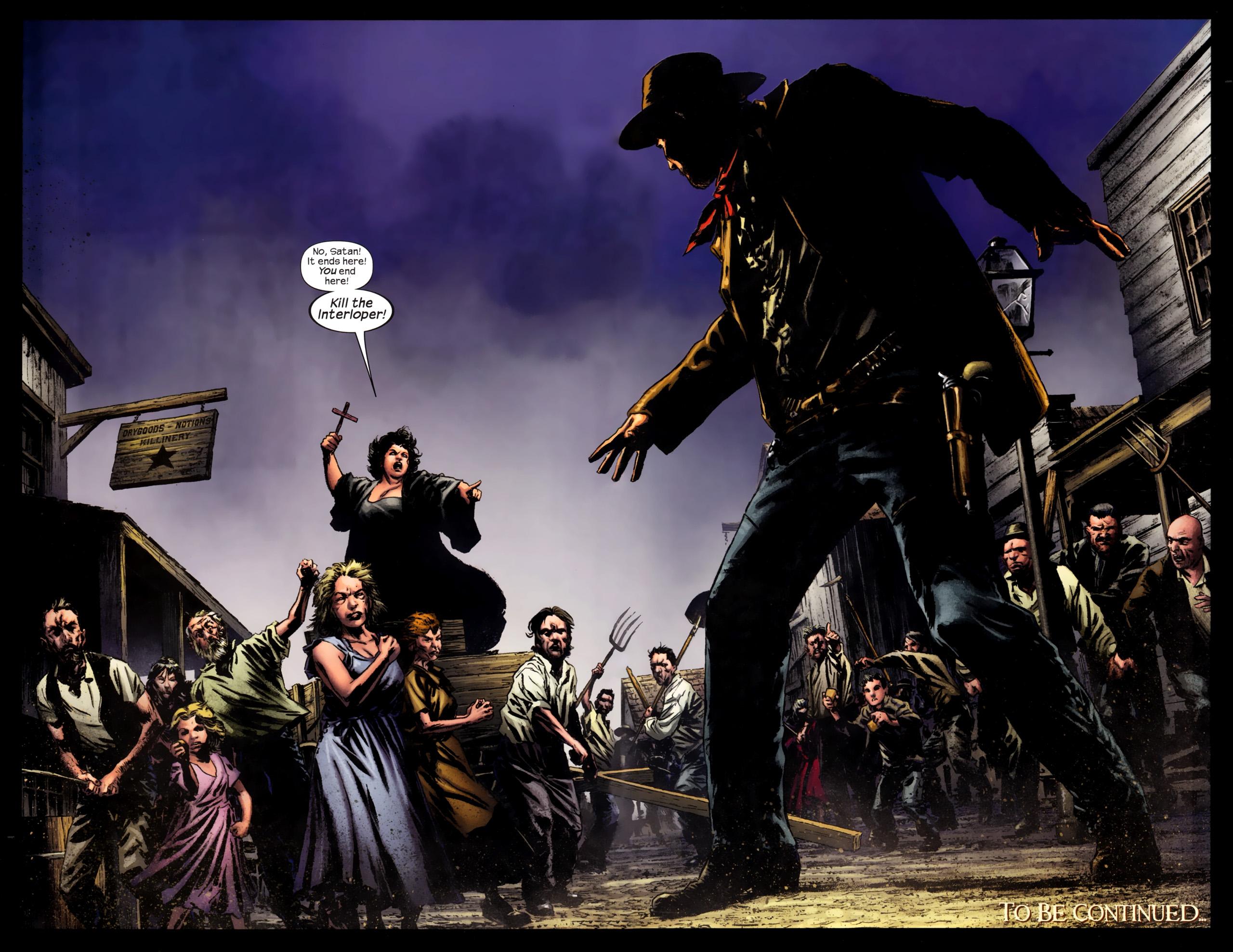 Read online Dark Tower: The Gunslinger - The Battle of Tull comic -  Issue #4 - 23