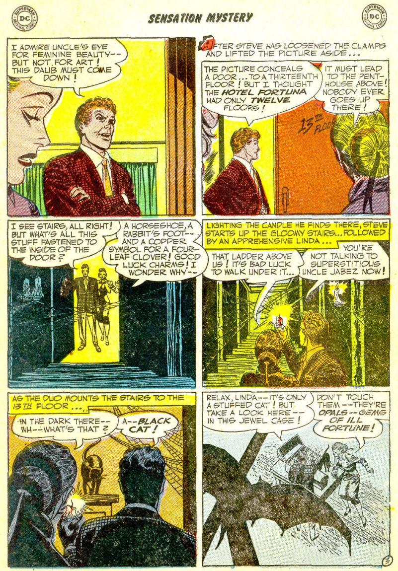 Read online Sensation (Mystery) Comics comic -  Issue #111 - 17