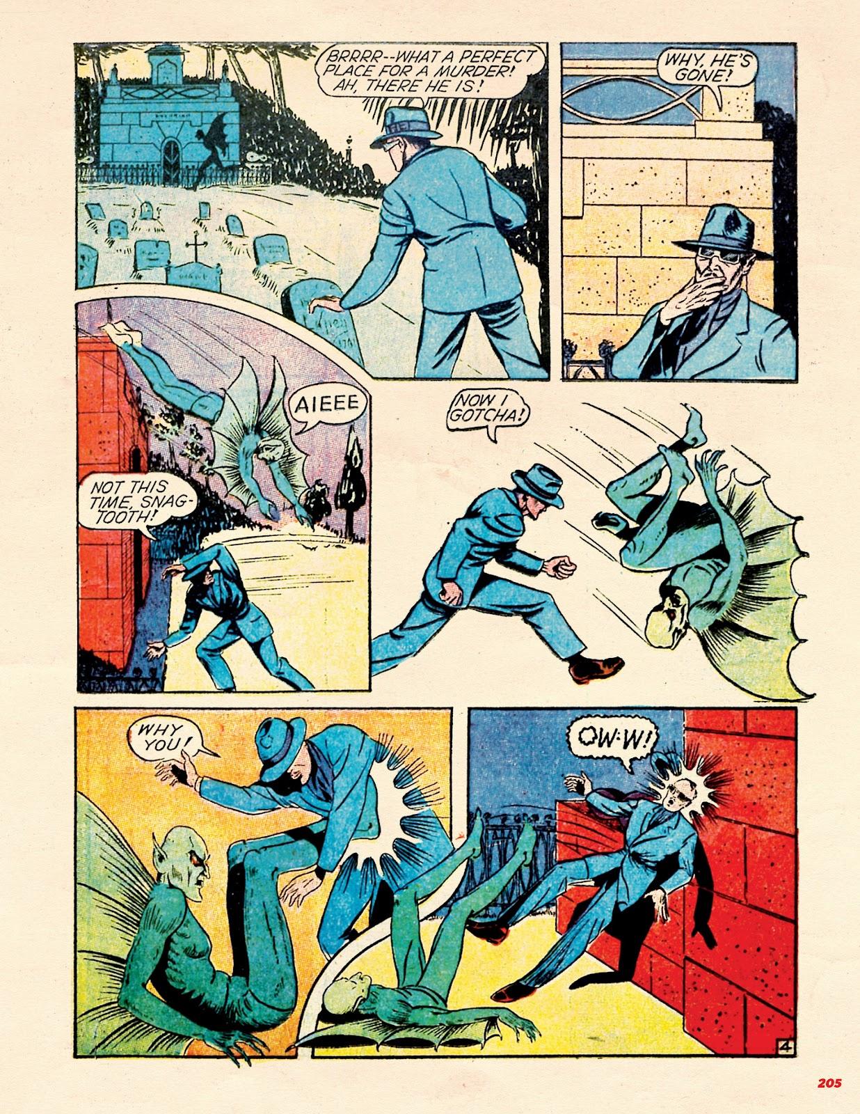 Read online Super Weird Heroes comic -  Issue # TPB 2 (Part 3) - 5