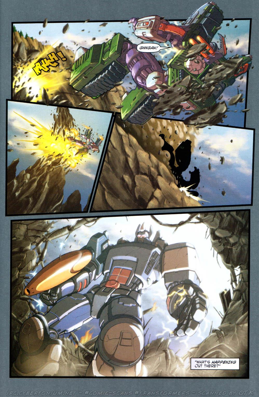 Read online Transformers Armada comic -  Issue #16 - 7