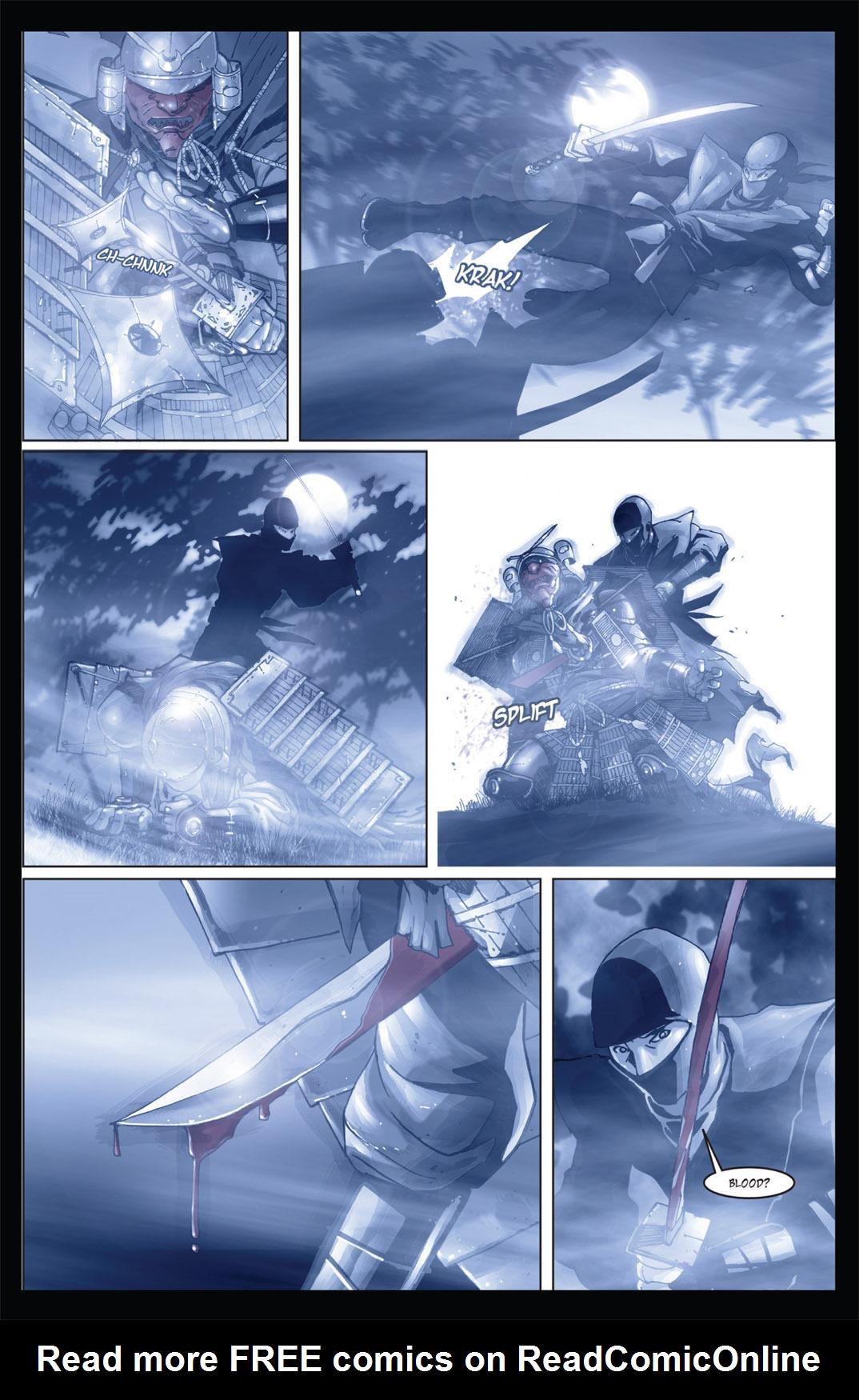 Read online Nightmare World comic -  Issue # Vol. 1 Thirteen Tales of Terror - 57