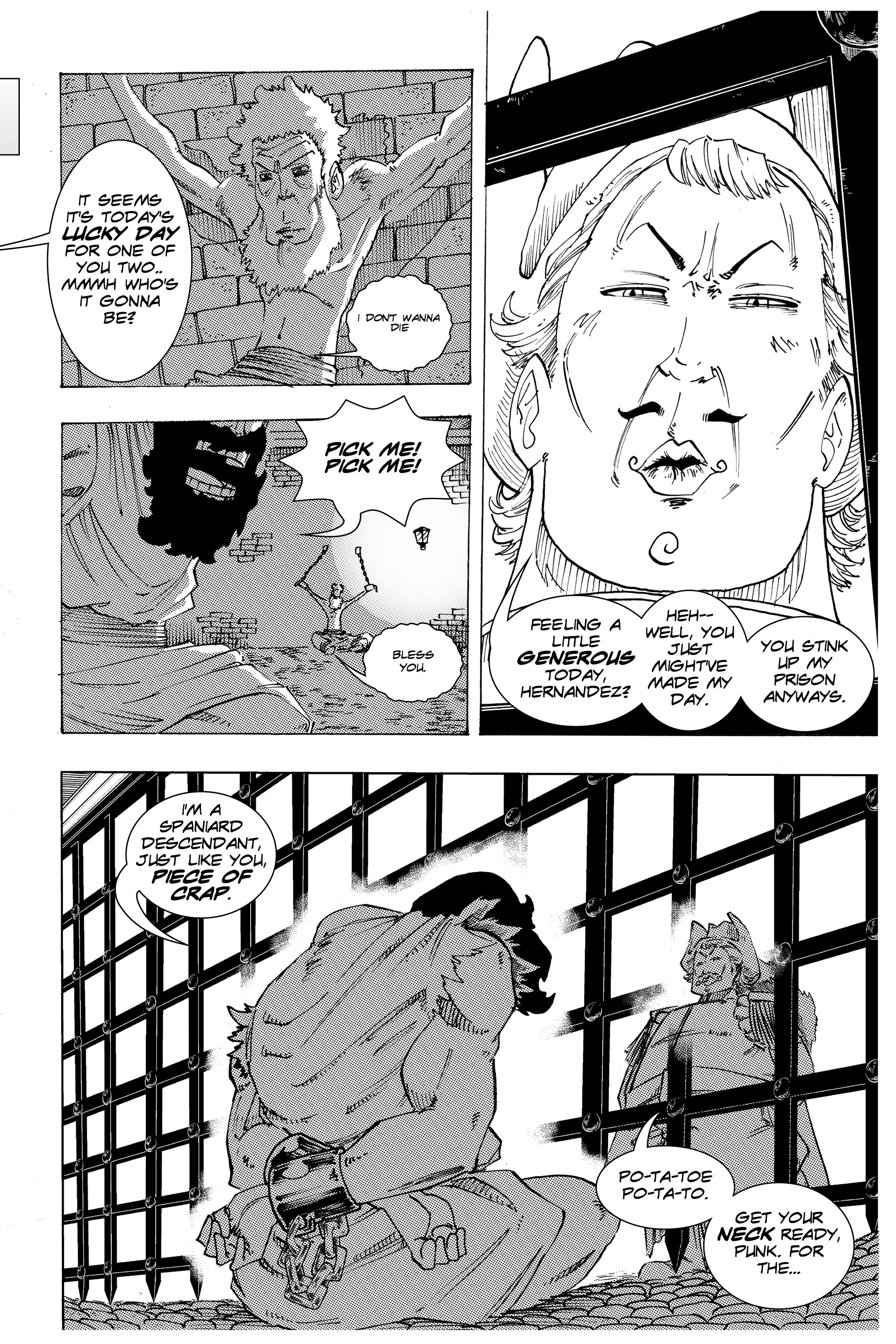 Read online Silvertongue 30xx Vol. 3 comic -  Issue # Full - 3