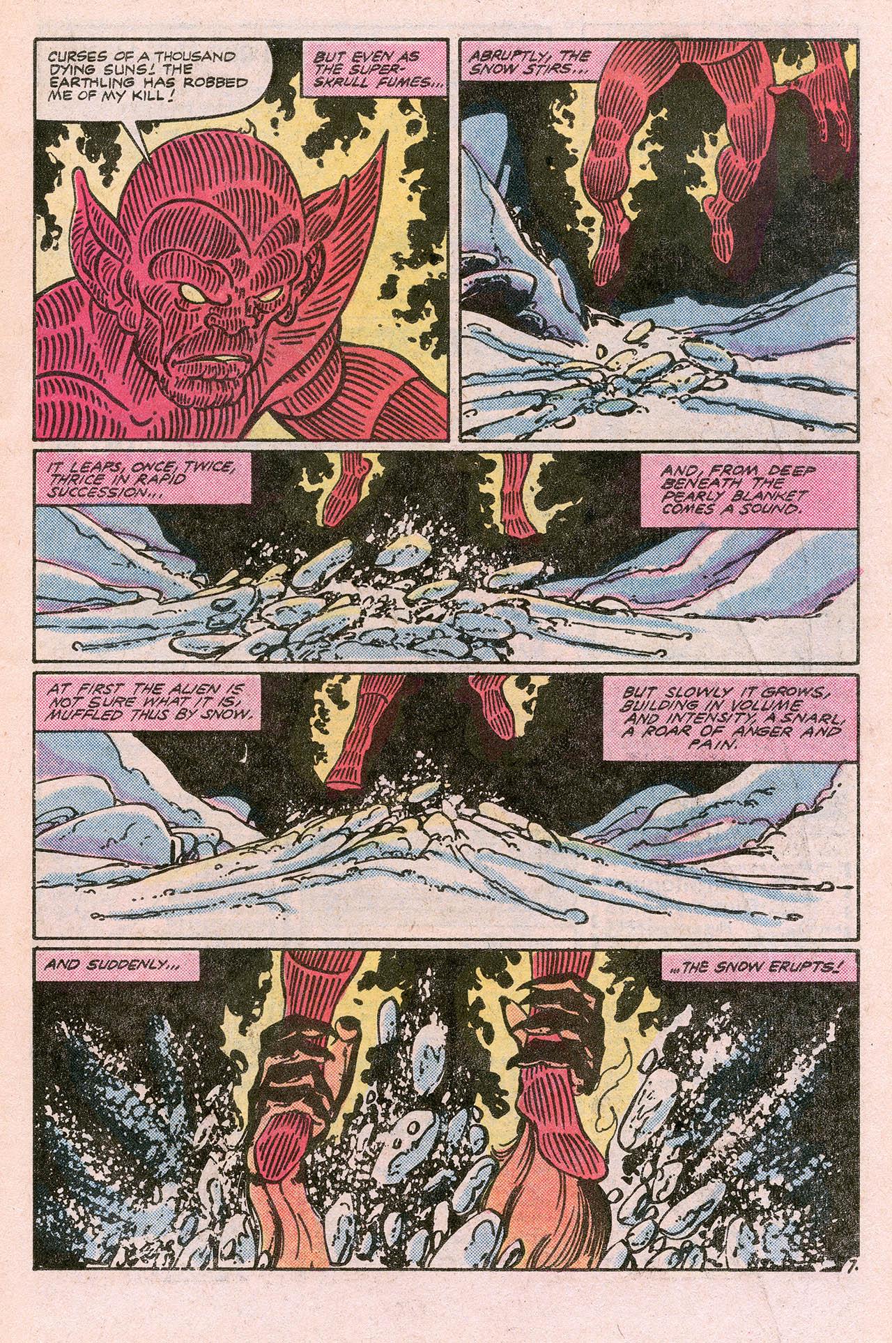 Read online Alpha Flight (1983) comic -  Issue #10 - 11