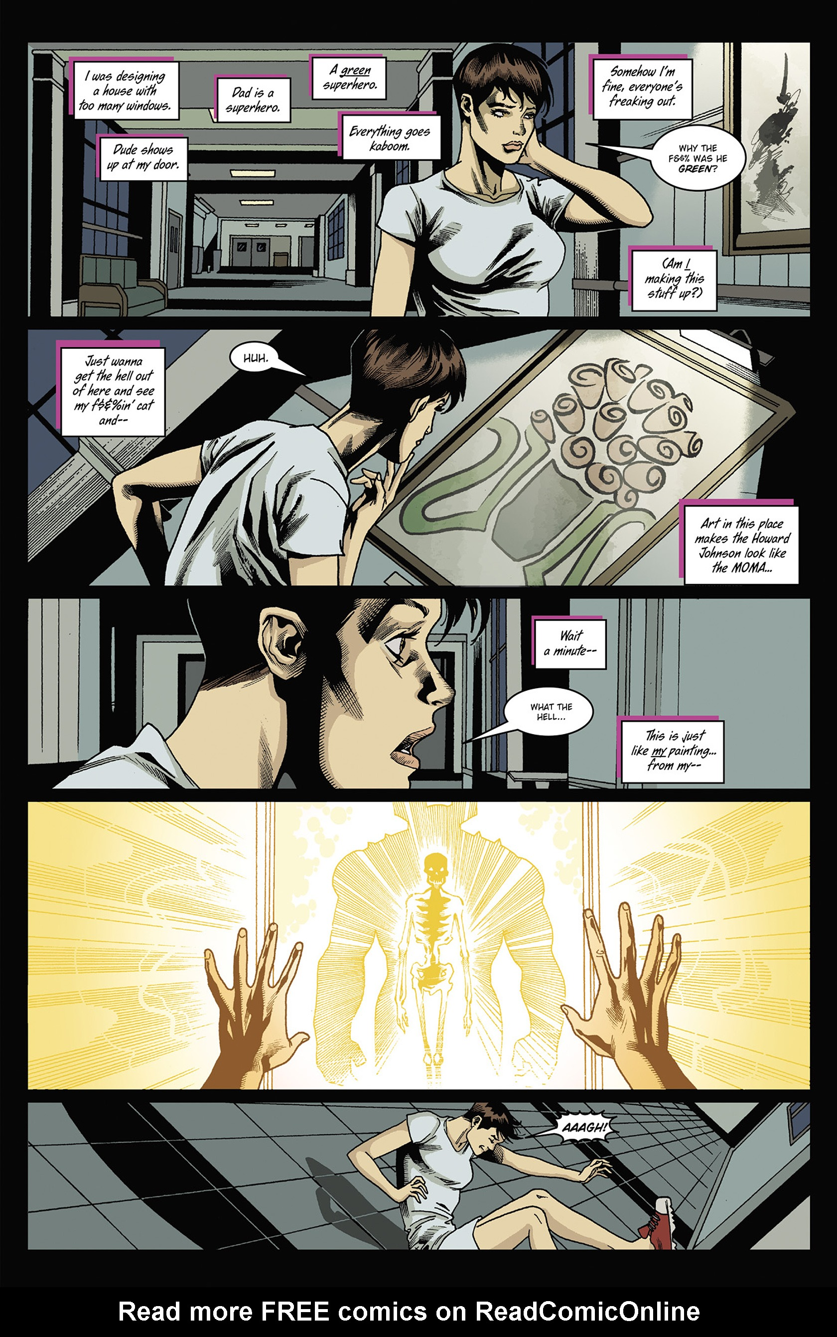 Read online Solar: Man of the Atom (2014) comic -  Issue #2 - 14