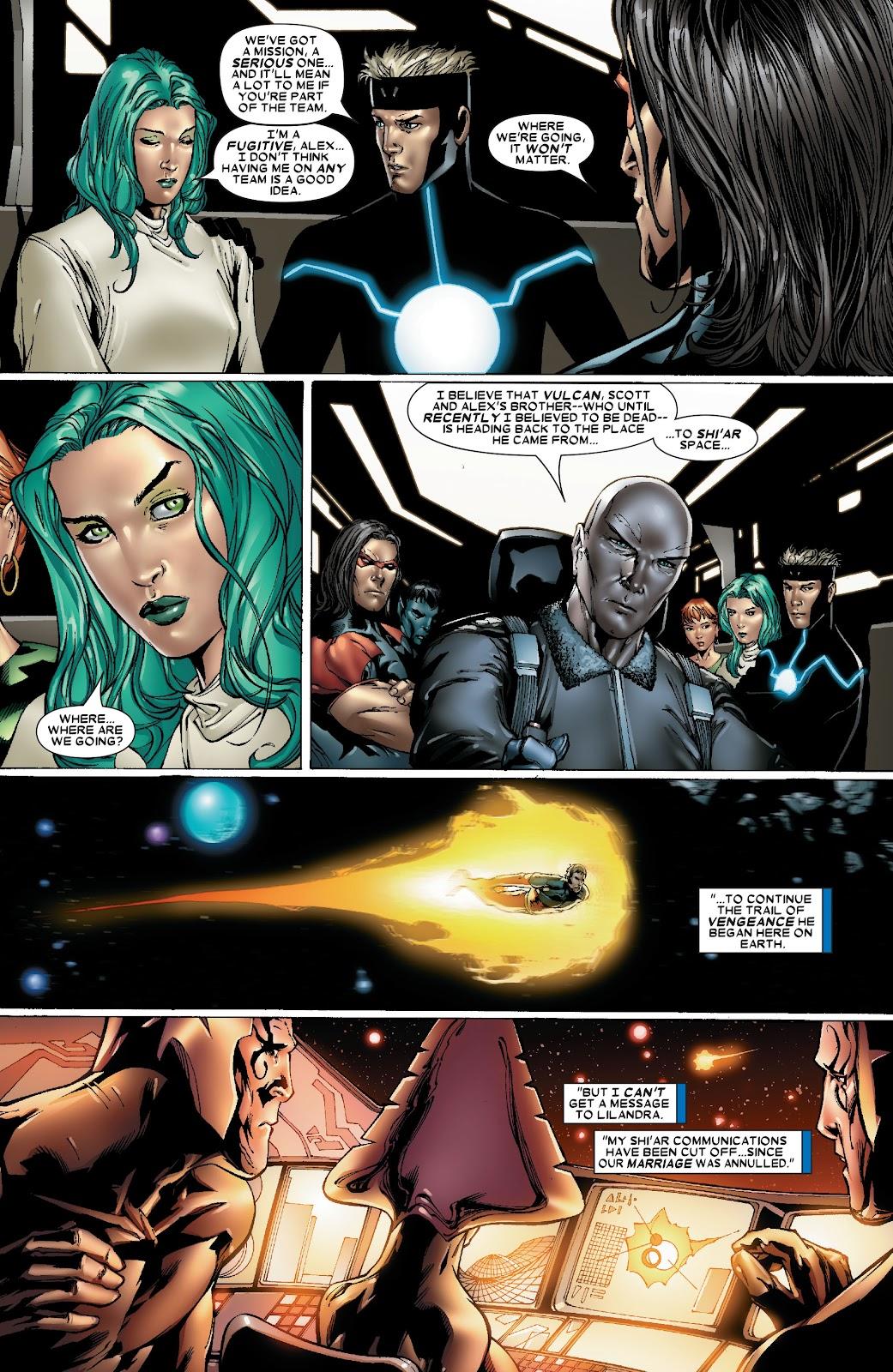 Uncanny X-Men (1963) issue 475 - Page 22