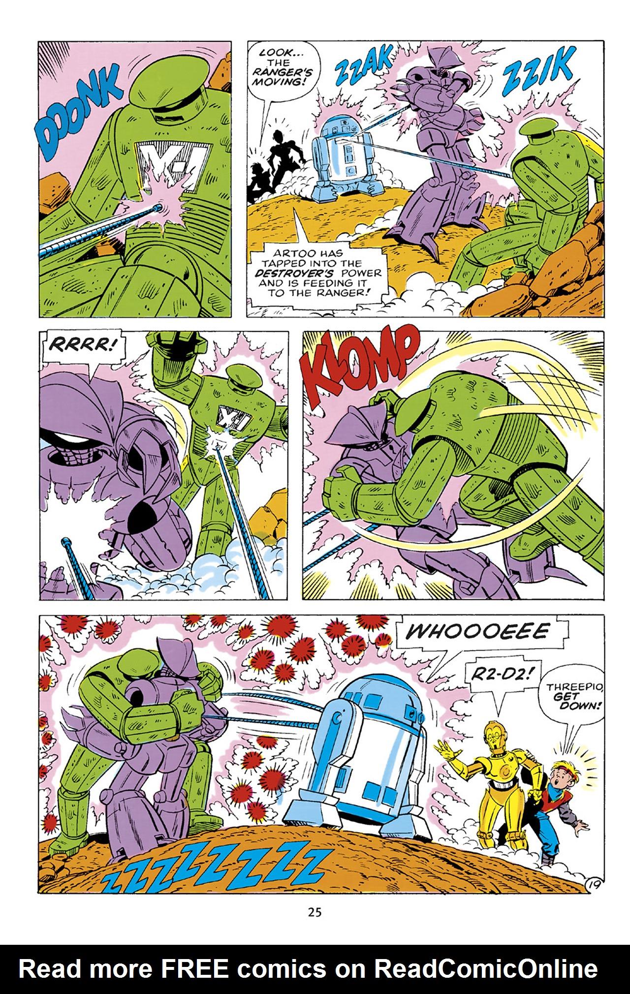 Read online Star Wars Omnibus comic -  Issue # Vol. 23 - 26