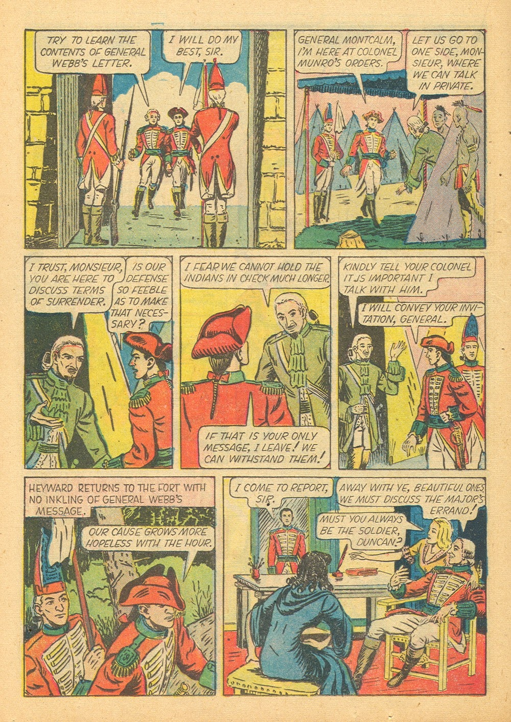 Classics Illustrated issue 4 - Page 28