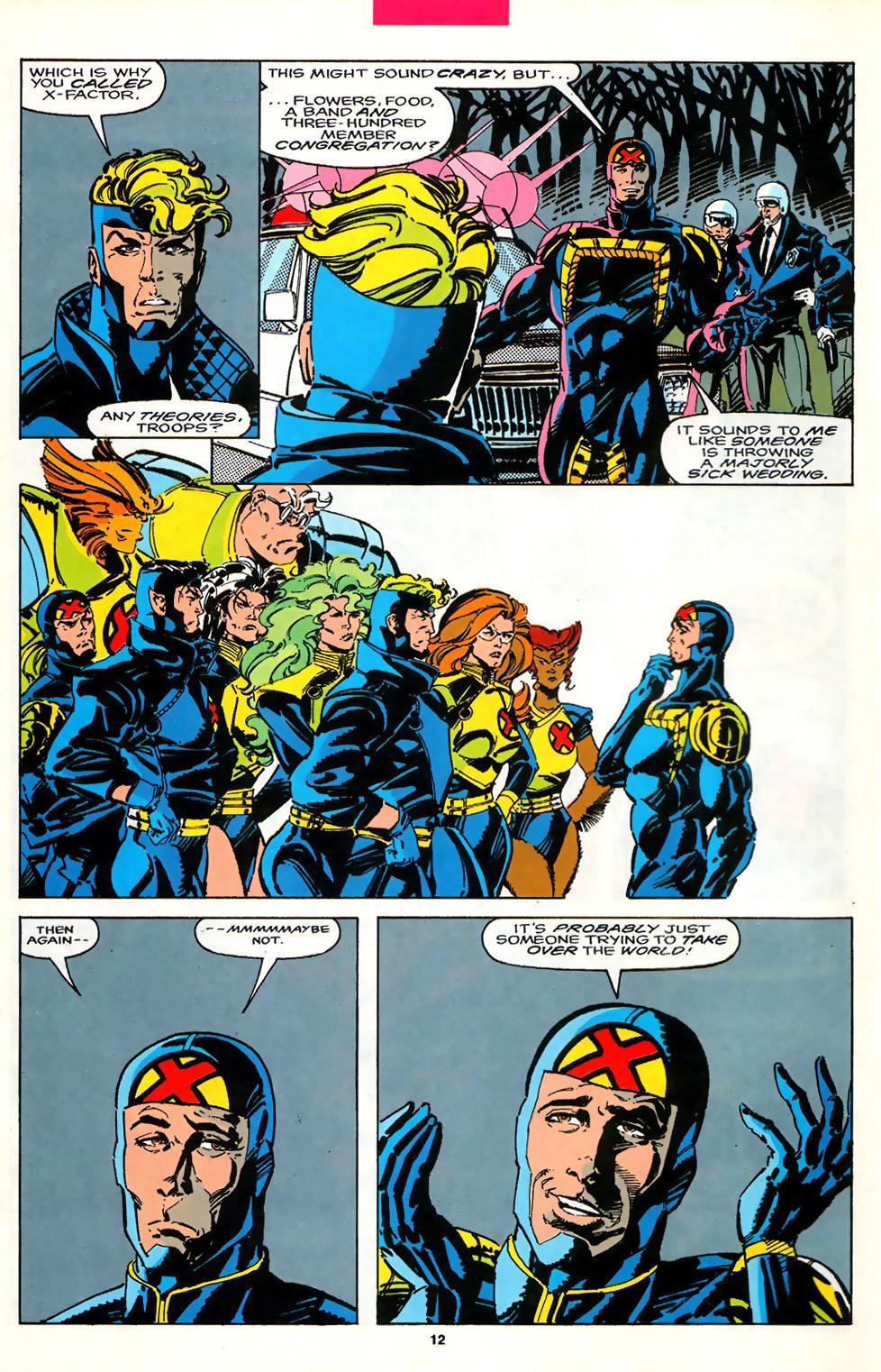 Read online Alpha Flight (1983) comic -  Issue #107 - 9