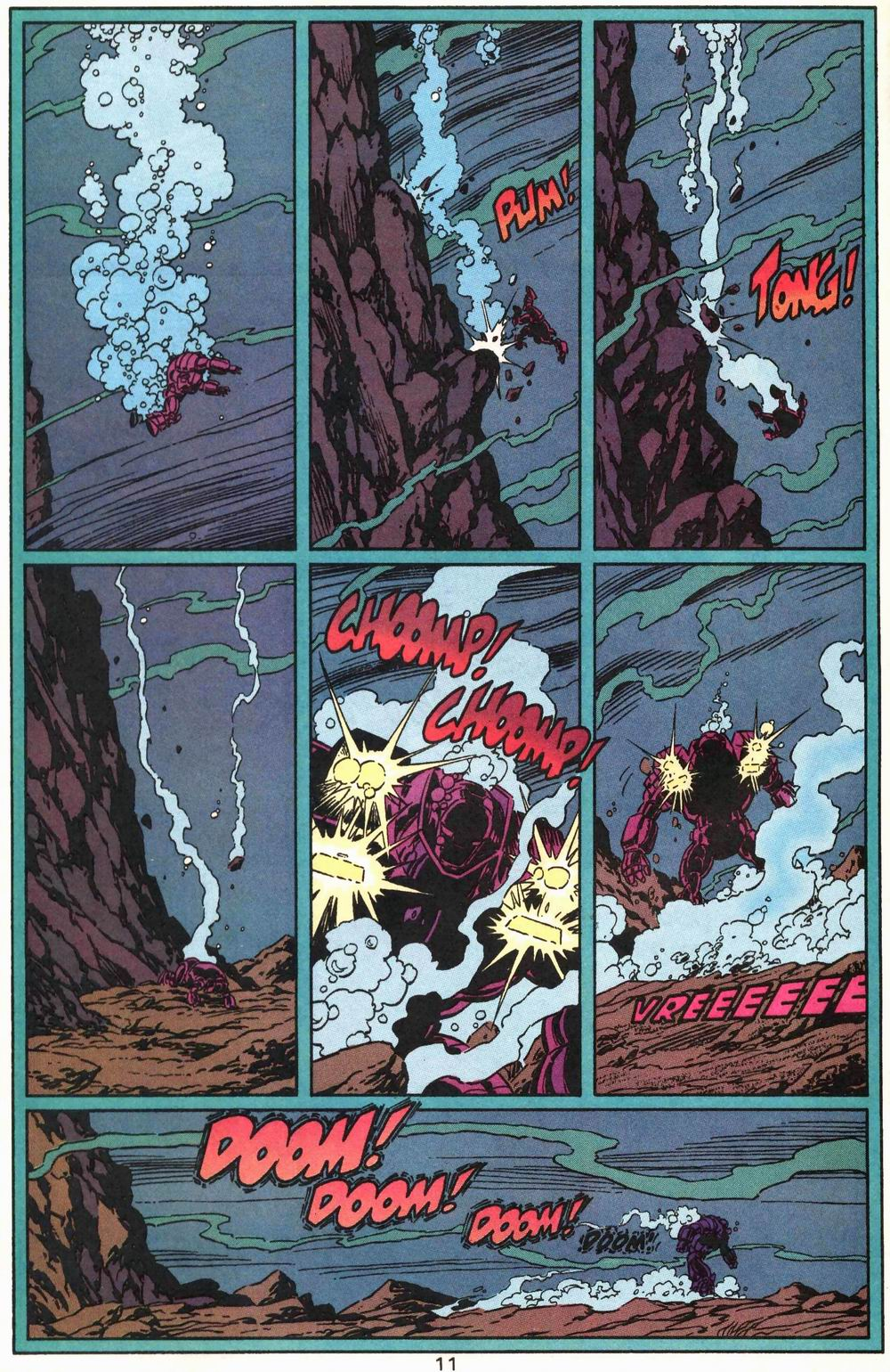 Read online Adventures of Superman (1987) comic -  Issue #503 - 12