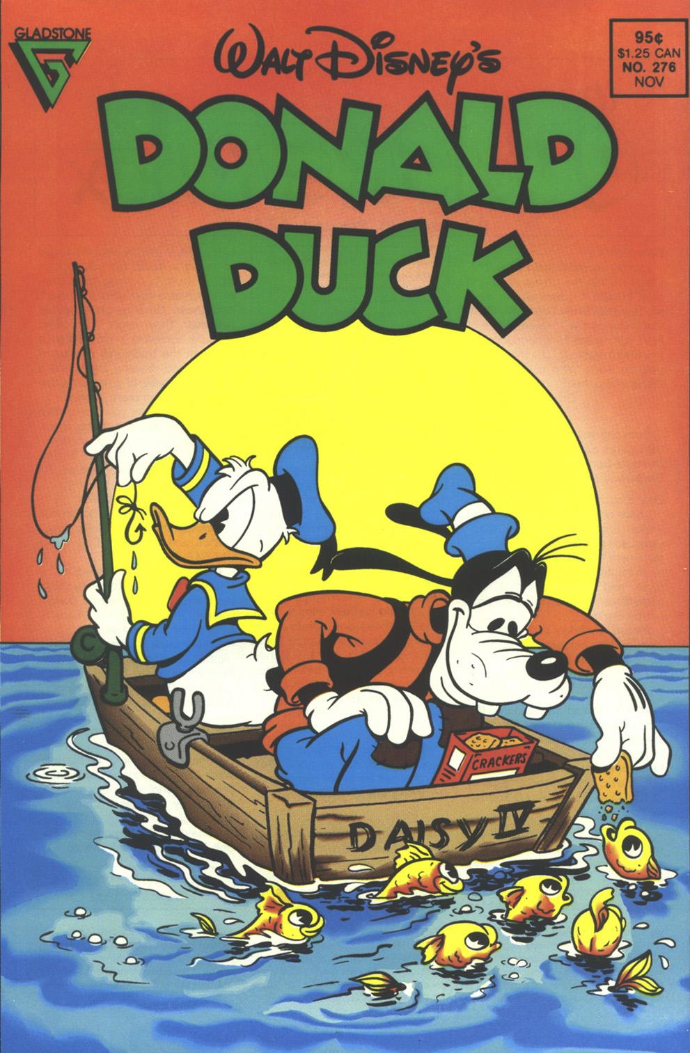 Walt Disneys Donald Duck (1986) 276 Page 1