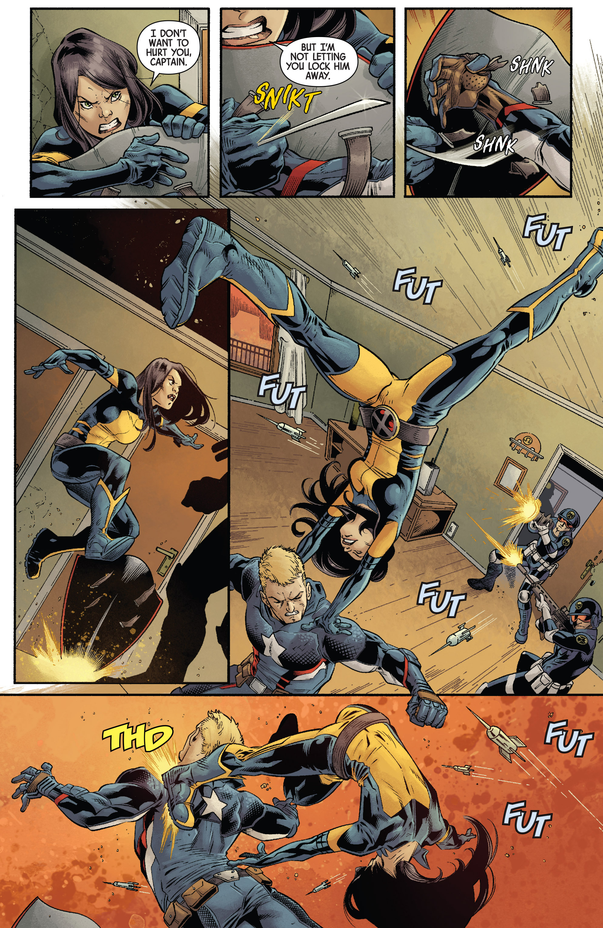 Read online All-New Wolverine (2016) comic -  Issue #11 - 9