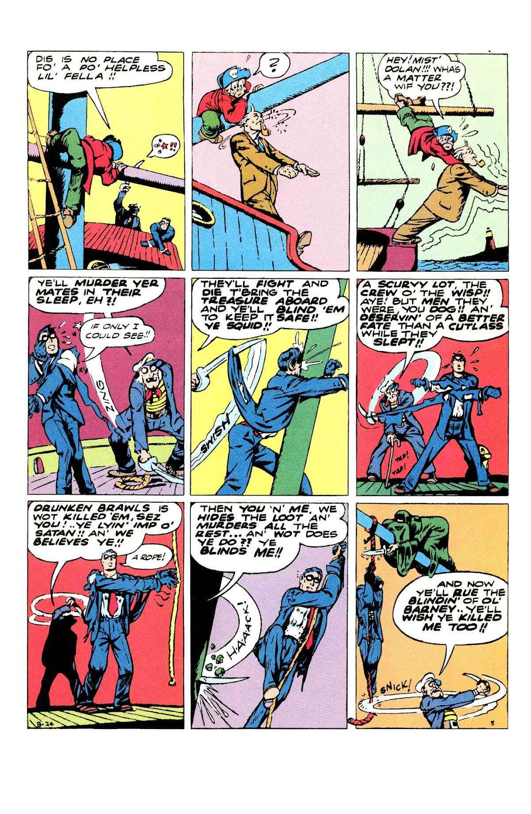 Read online Will Eisner's The Spirit Archives comic -  Issue # TPB 3 (Part 1) - 62