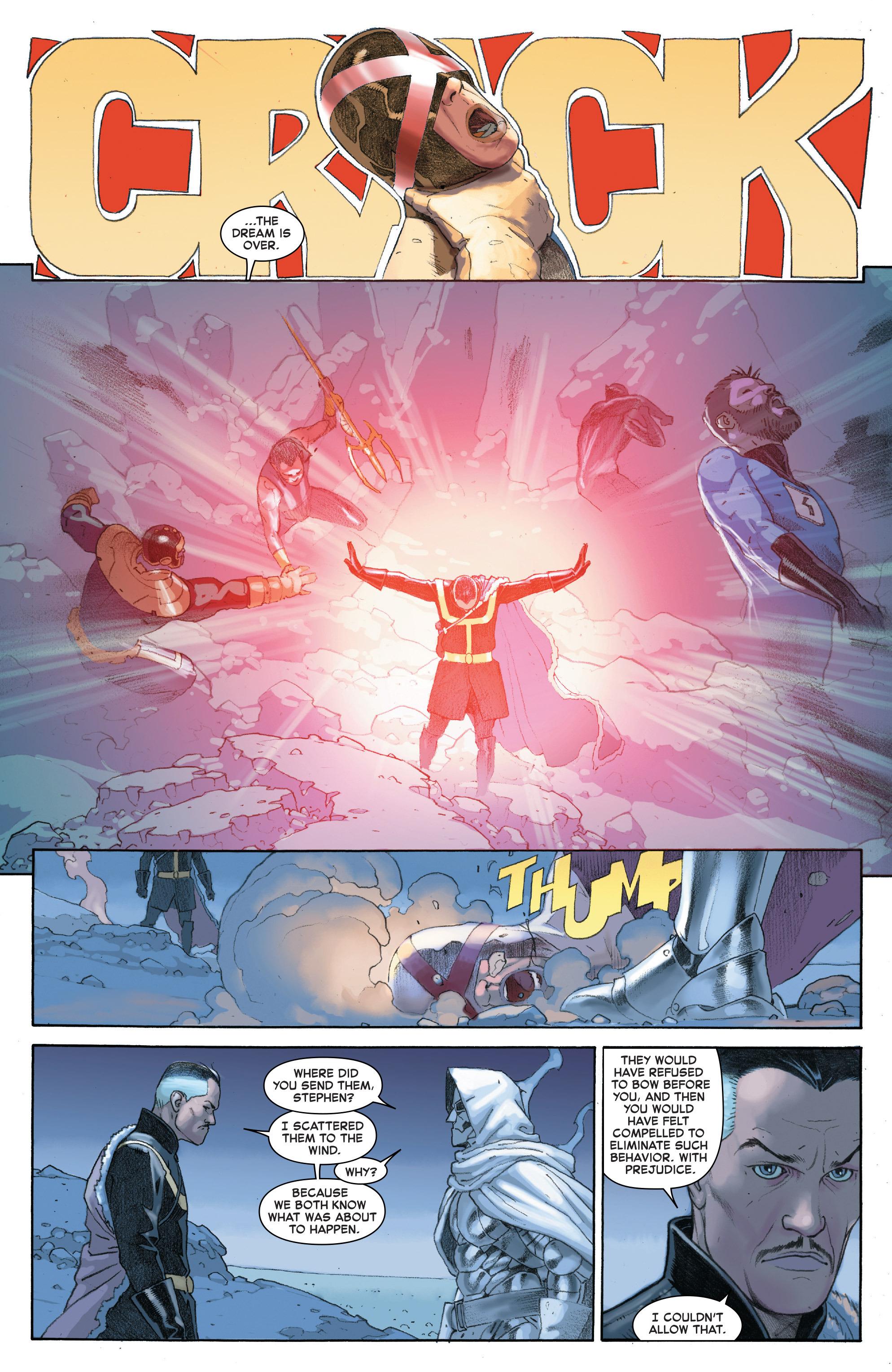 Read online Secret Wars comic -  Issue #4 - 30