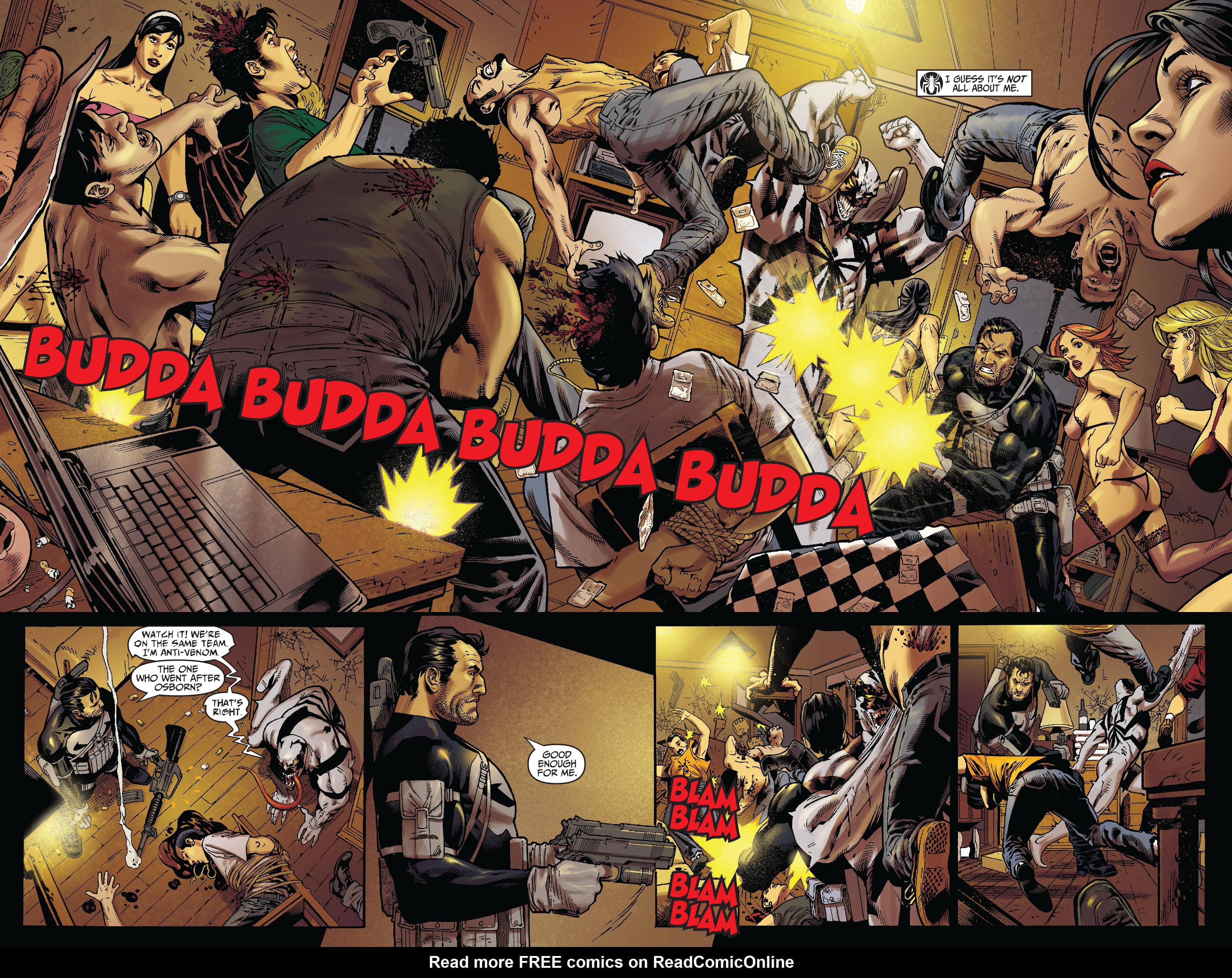 Read online Amazing Spider-Man Presents: Anti-Venom - New Ways To Live comic -  Issue #1 - 19