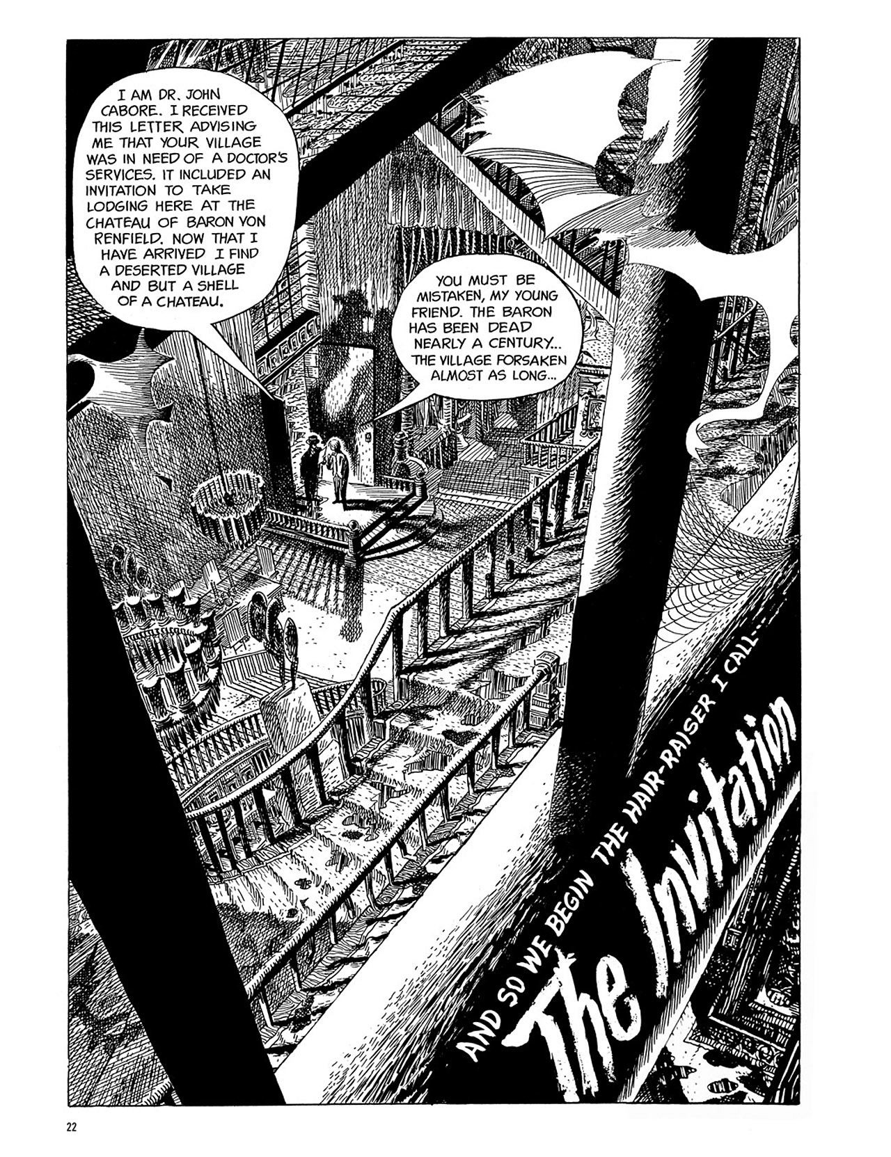 Read online Eerie Archives comic -  Issue # TPB 1 - 23
