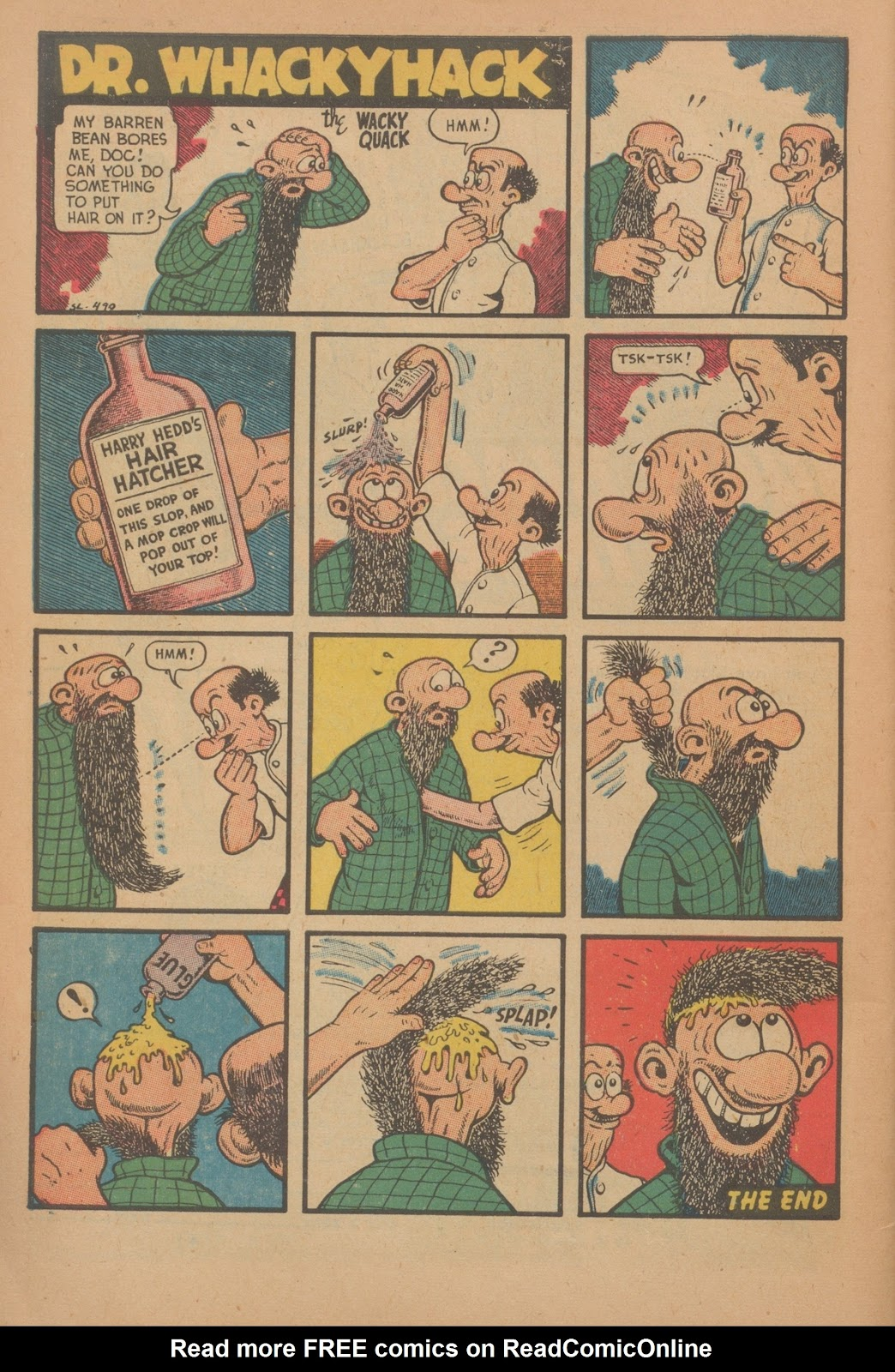 Read online Nellie The Nurse (1945) comic -  Issue #9 - 48