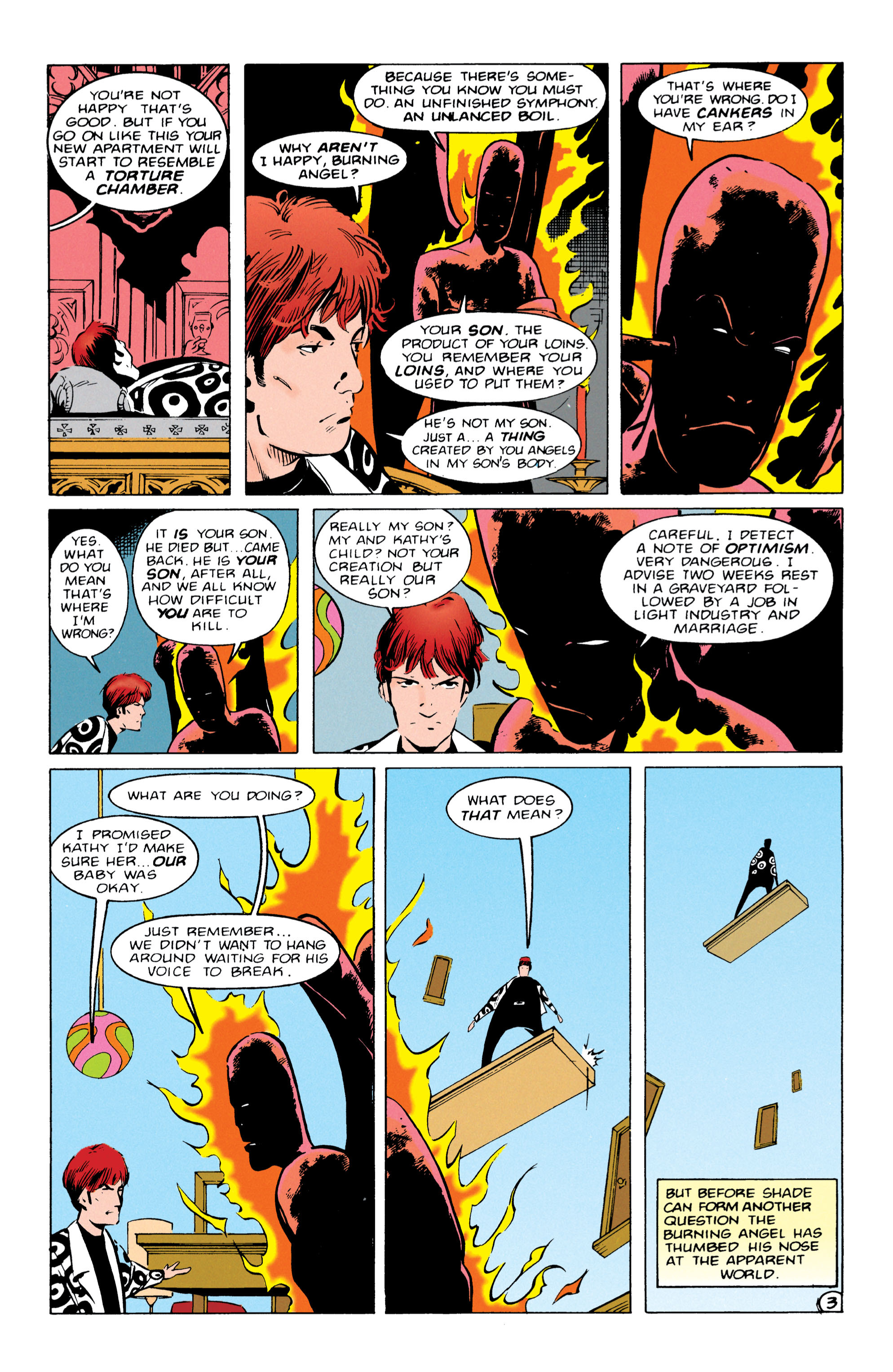 Read online Shade, the Changing Man comic -  Issue #55 - 4