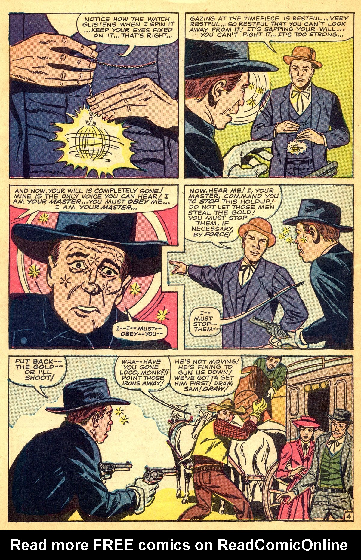 Read online Two-Gun Kid comic -  Issue #74 - 30