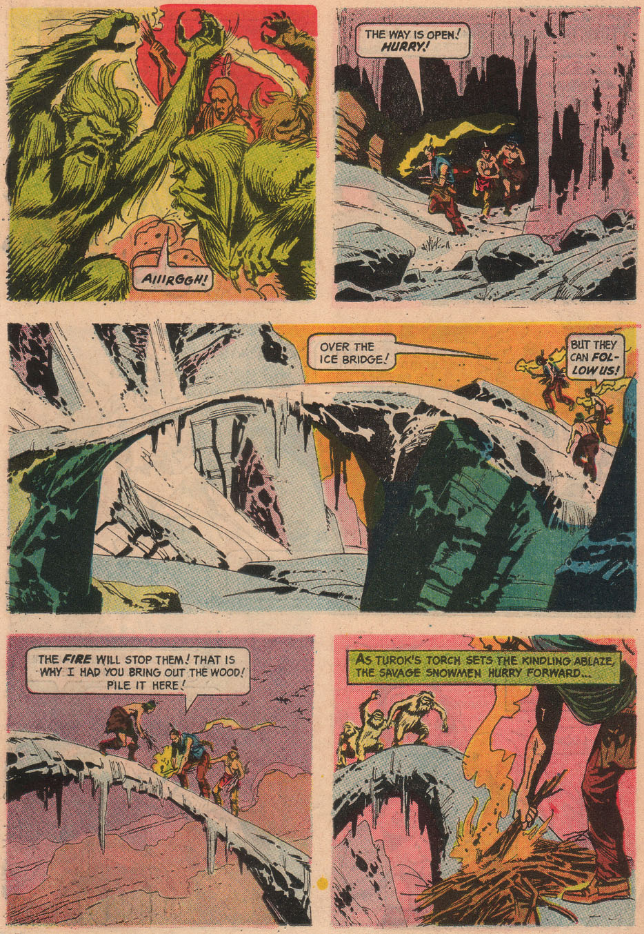 Read online Turok, Son of Stone comic -  Issue #48 - 15