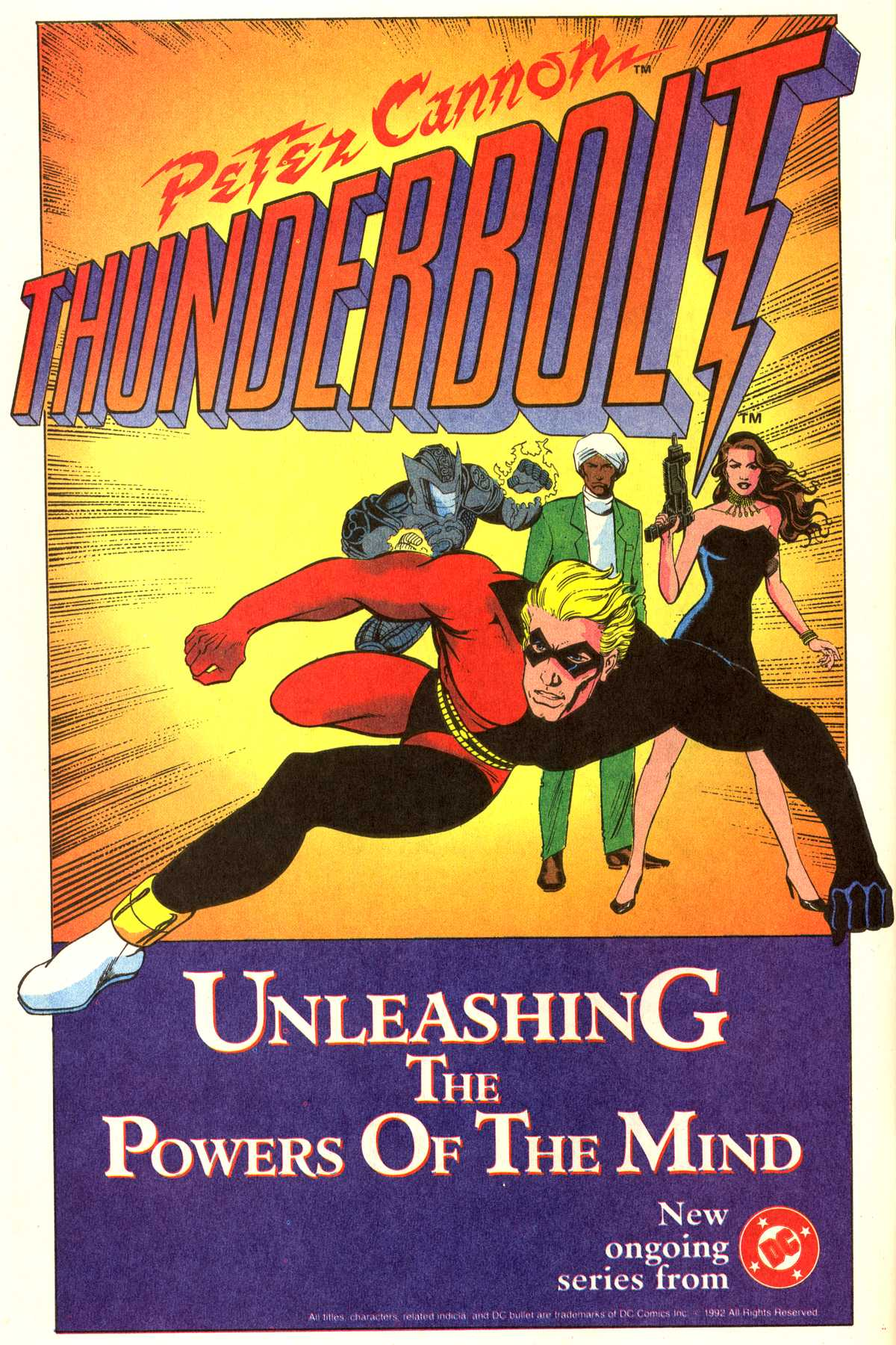Read online Peter Cannon--Thunderbolt (1992) comic -  Issue #5 - 26
