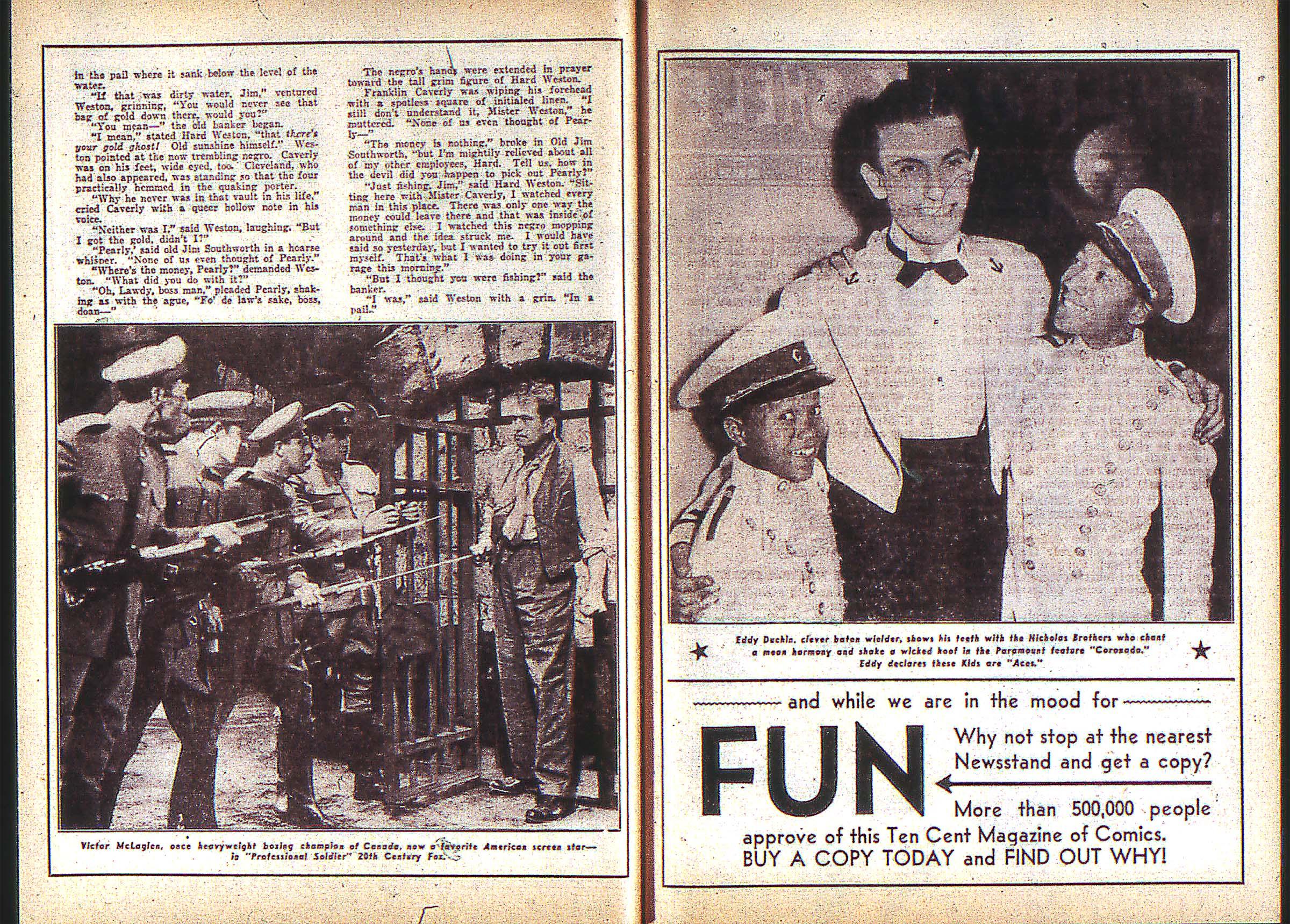 Read online Adventure Comics (1938) comic -  Issue #3 - 14